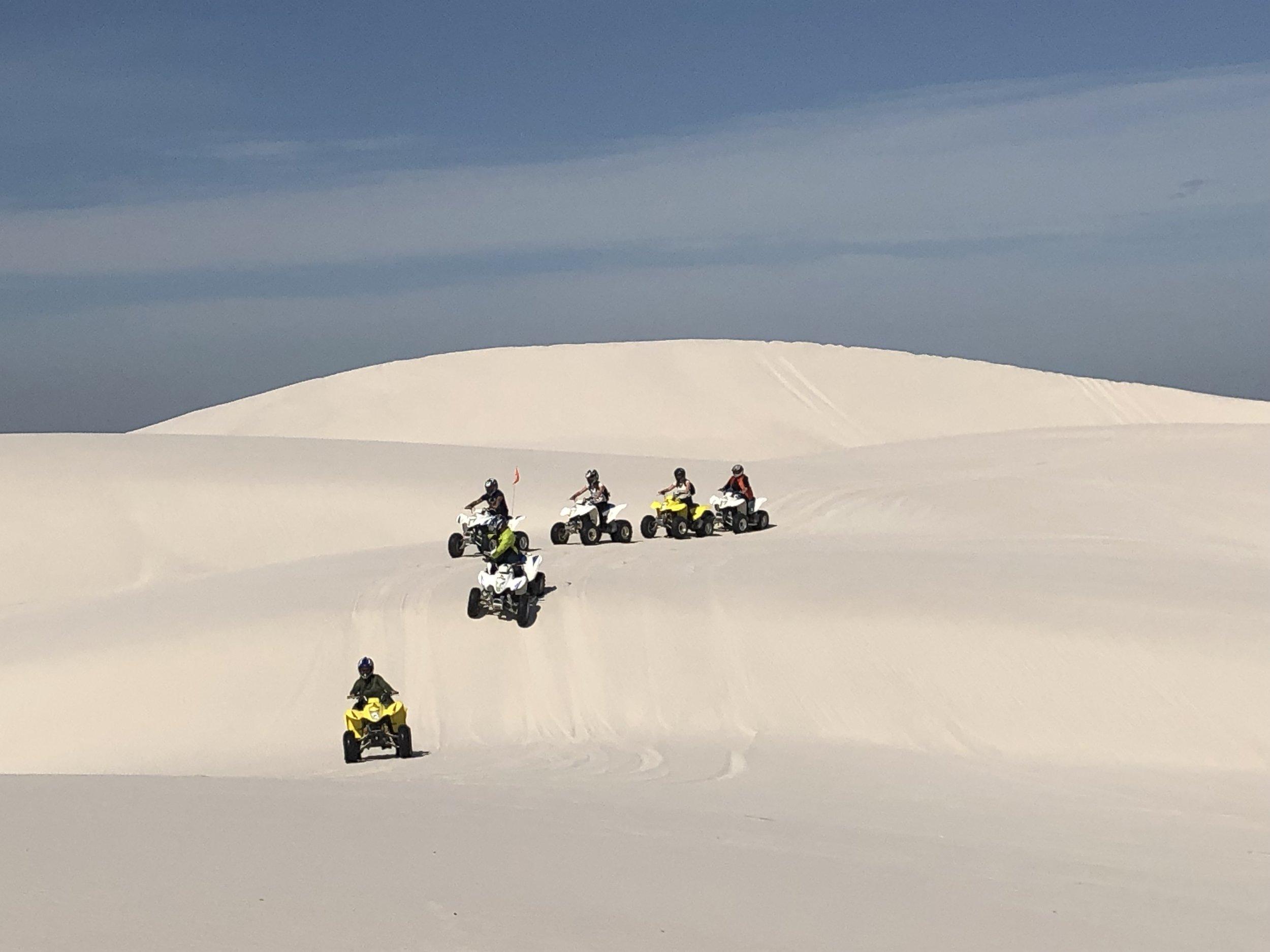 Sand Safari Atlantis Dune Experience©Flyga Twiga™ LLC