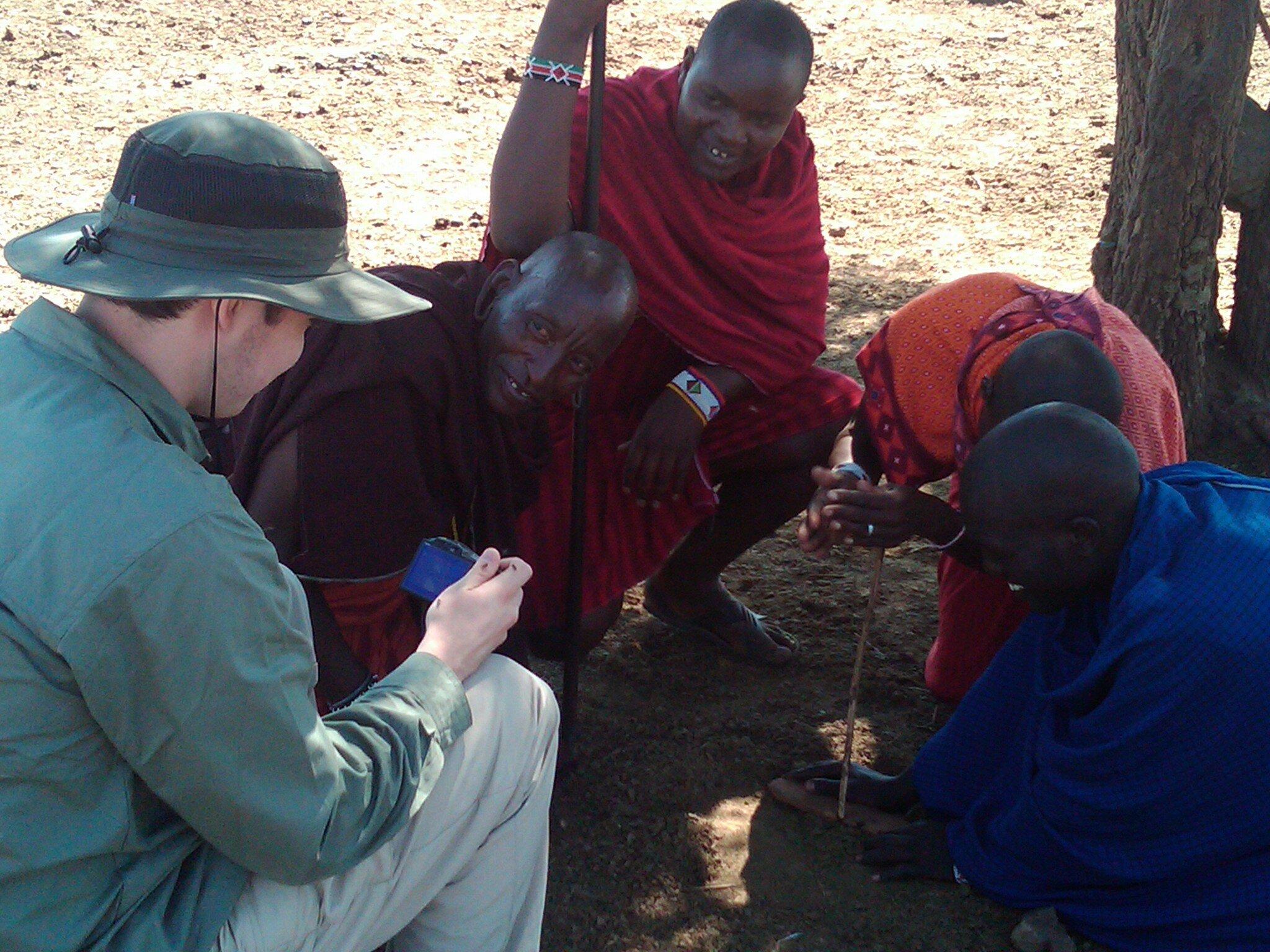 Maasai Cultural Experience ©Flyga Twiga™ LLC