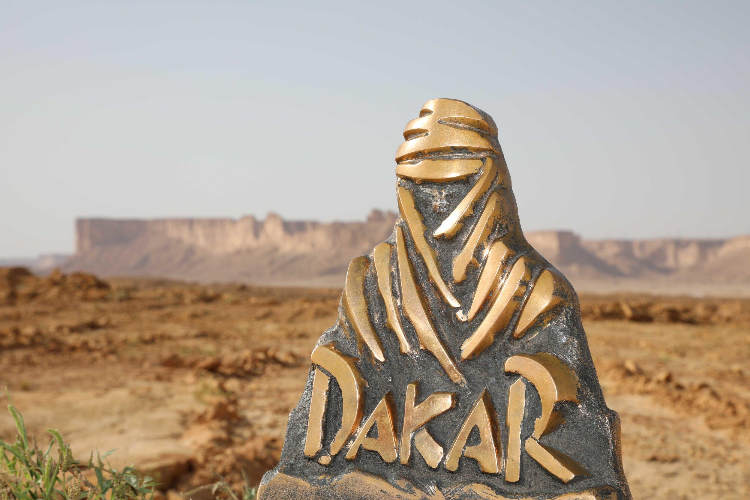 Saudi Arabia will be host to the Dakar Rally in January 2020. Photo courtesy of the General Sports Authority (GSA), Kingdom of Saudi Arabia.