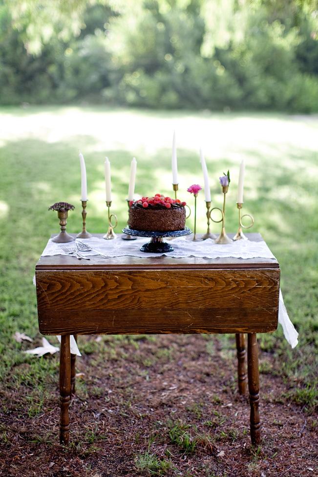 Wedding dessert cake display, photography by Katie Beverley.
