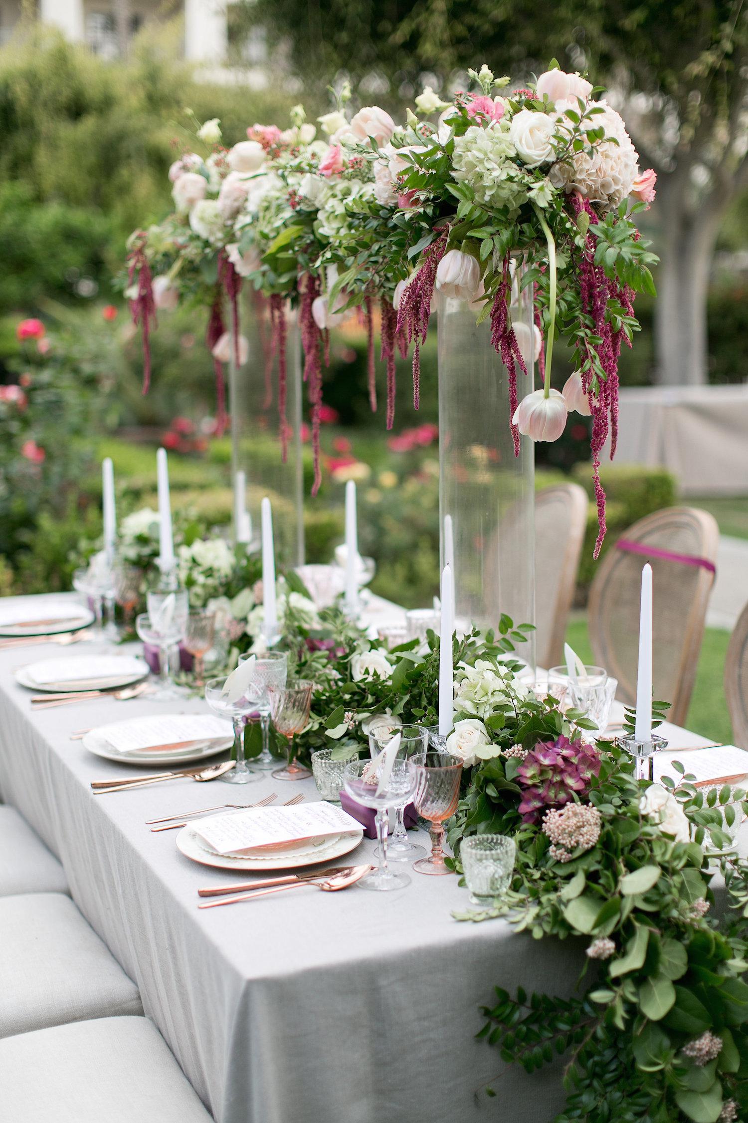 Park Hyatt Aviara wedding by San Diego wedding florist, Compass Floral.