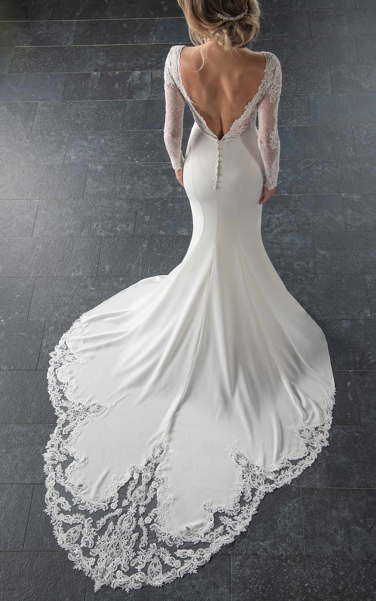 Bon Bon Belle has one of the largest Stella York Wedding Dress Collections in Wisconsin