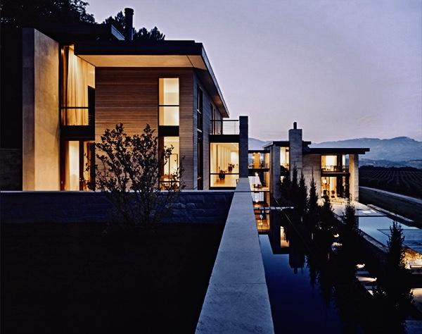 Napa Residence, Aidlin Darling Design