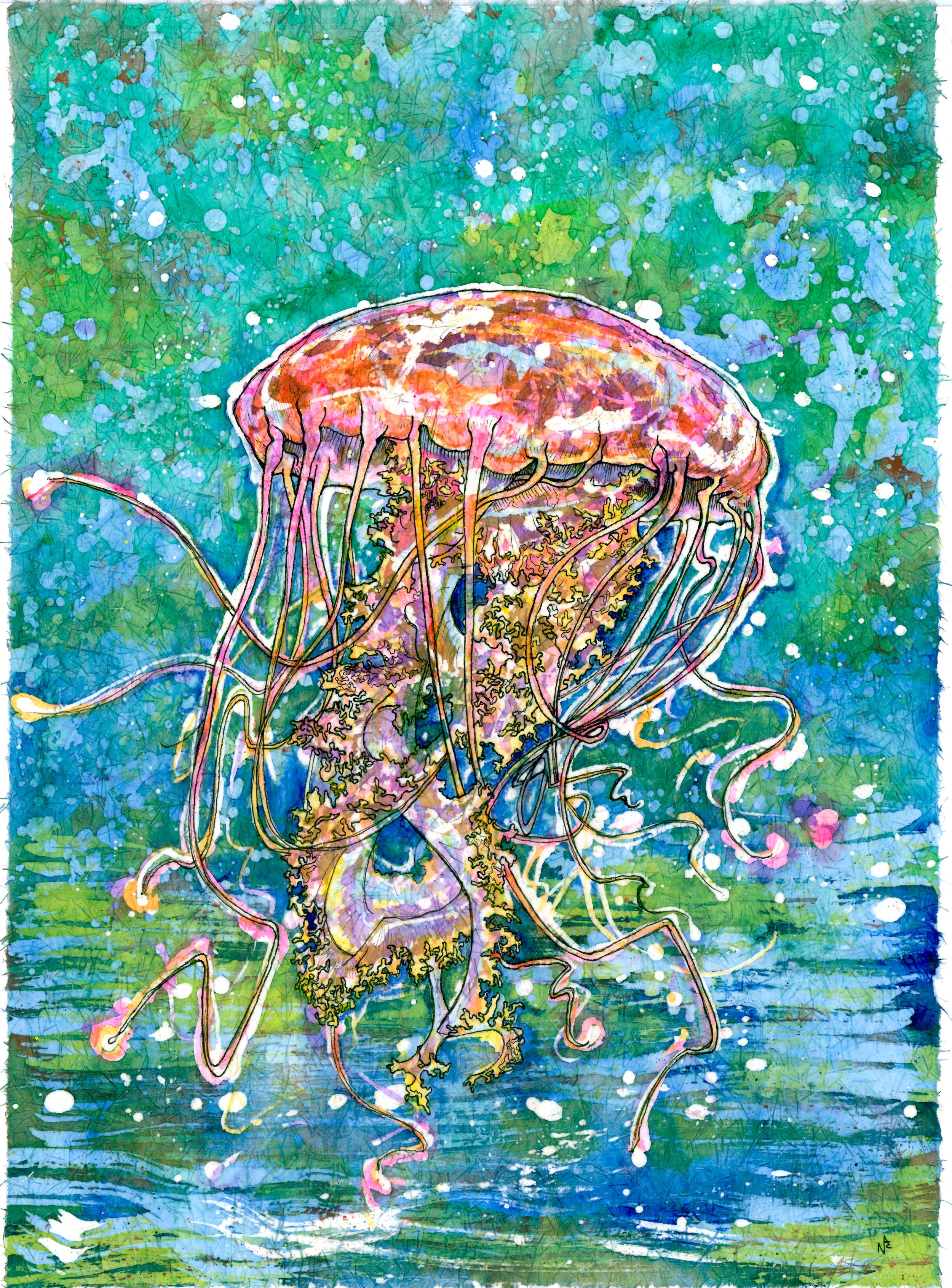 Move Like a Jellyfish