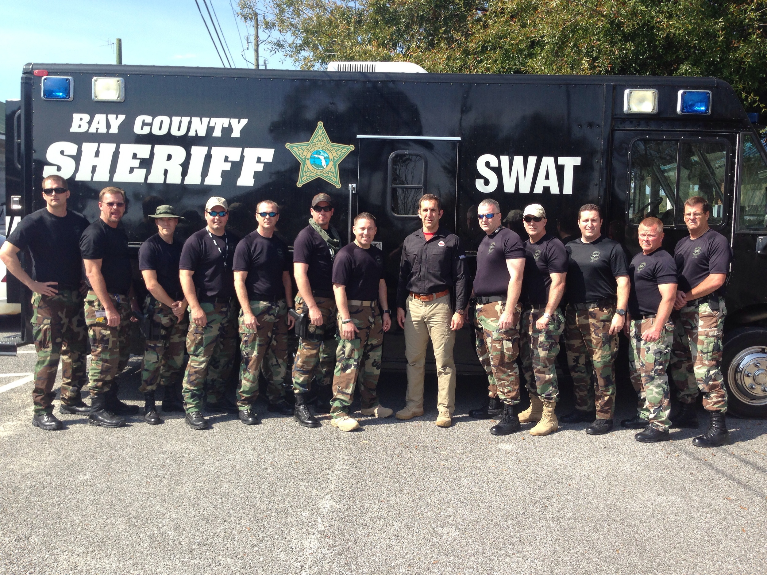 SWAT and HPC. Two acronyms that work well together...