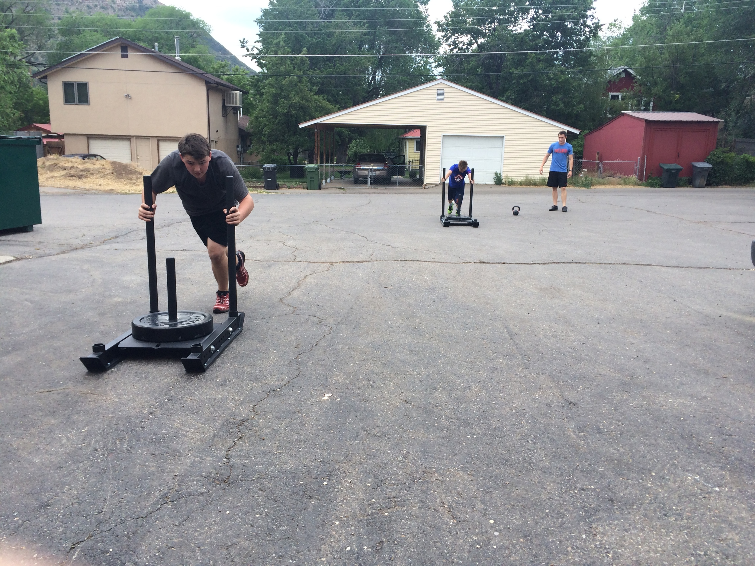 Have you tried the new sleds yet?