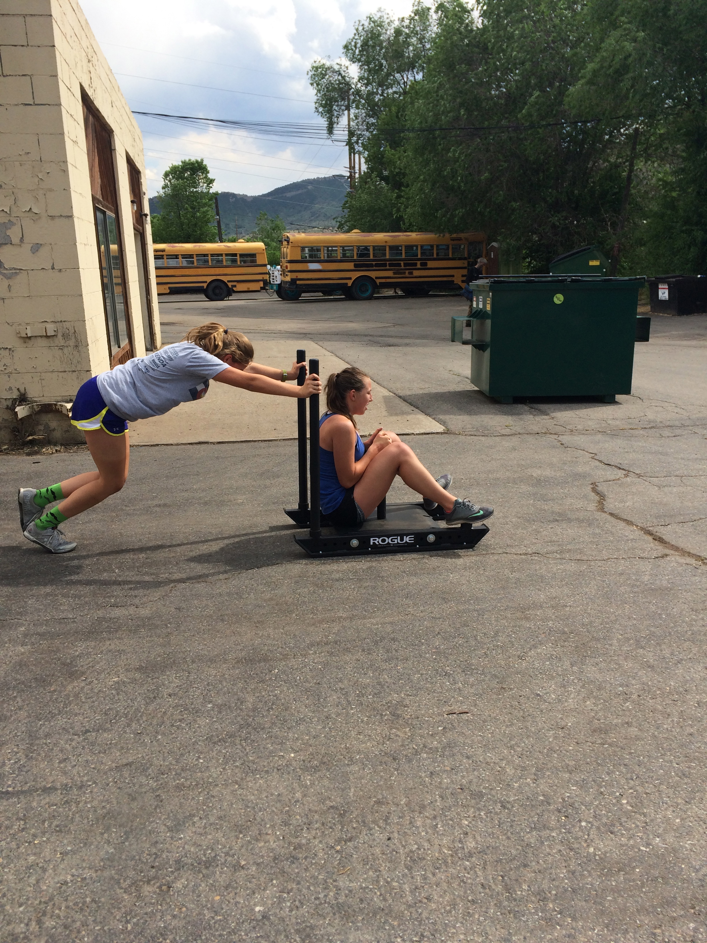 Summer T-Up! is not just the best workout, but also the most fun!