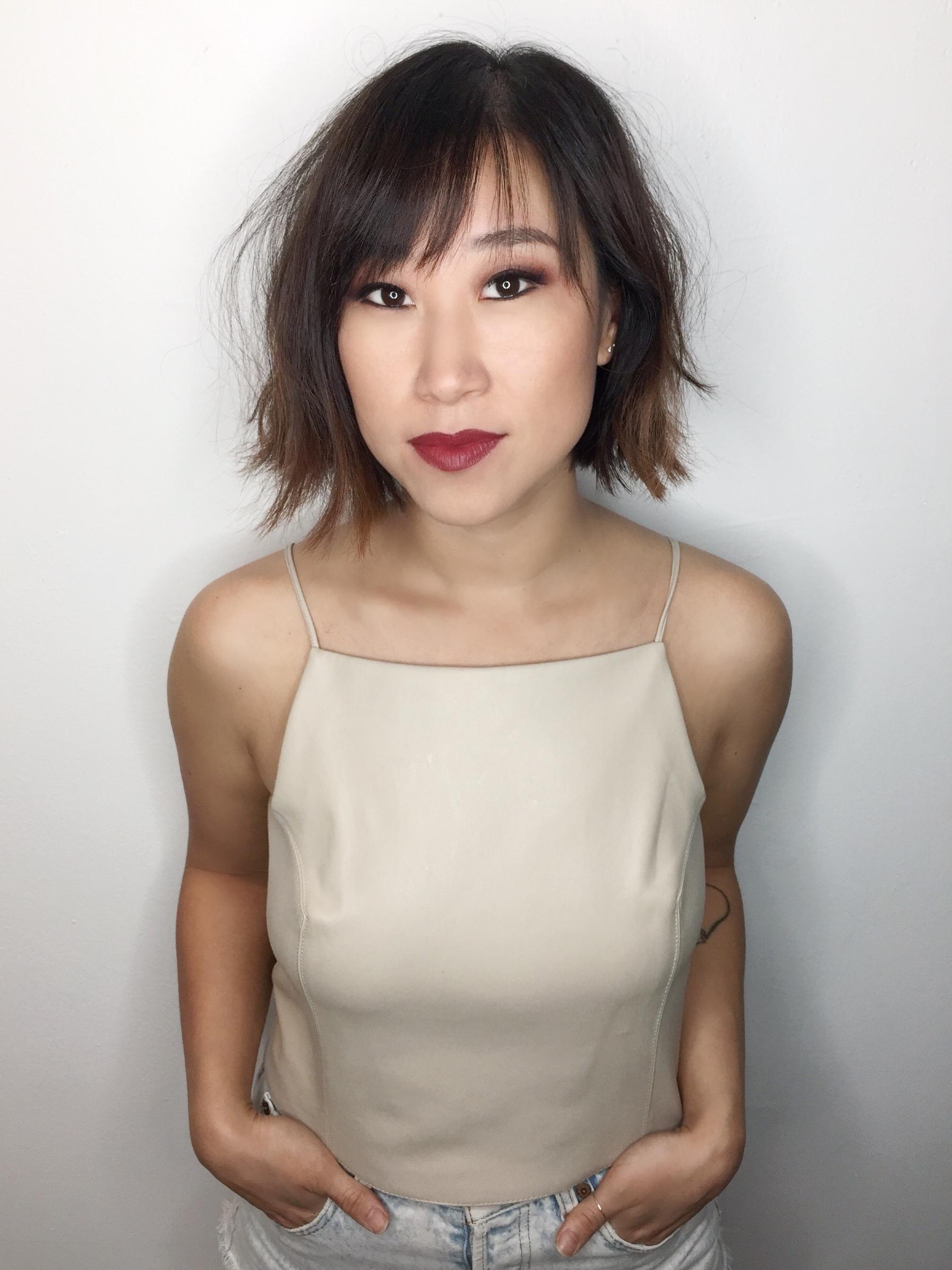 Julie / Makeup Specialist & Receptionist
