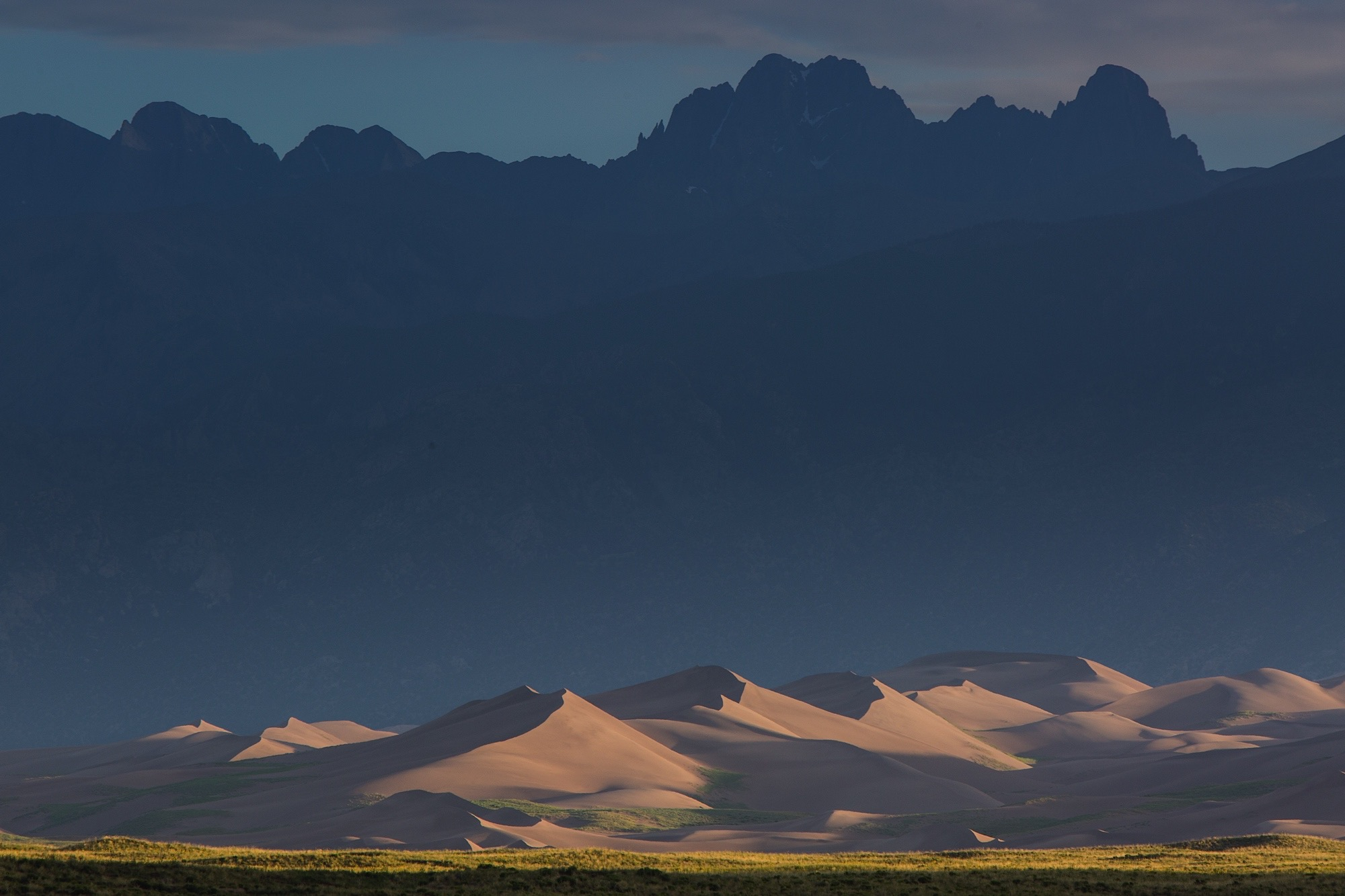 GREAT SAND DUNES //CO