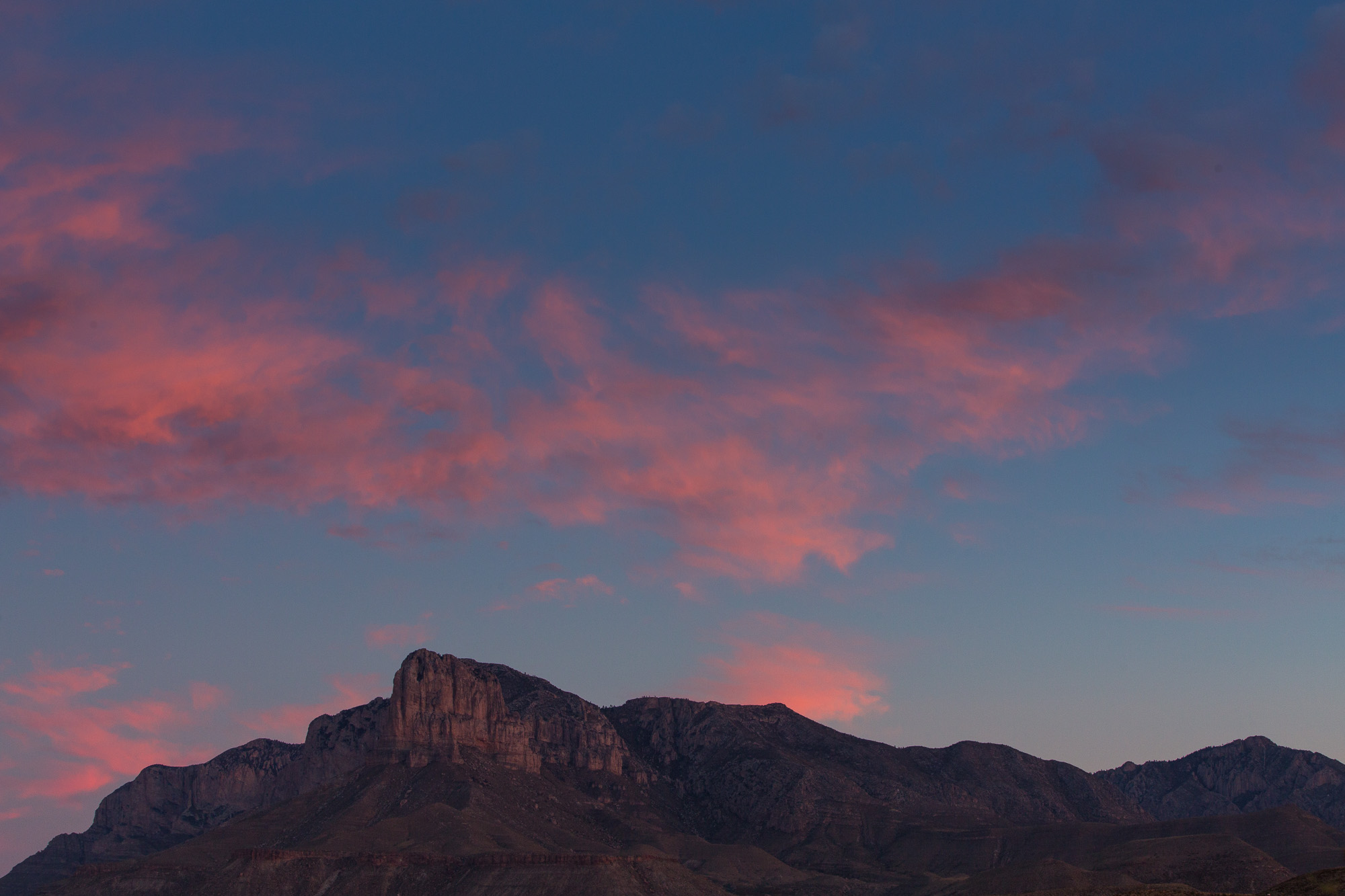 GUADALUPE MOUNTAINS // TX
