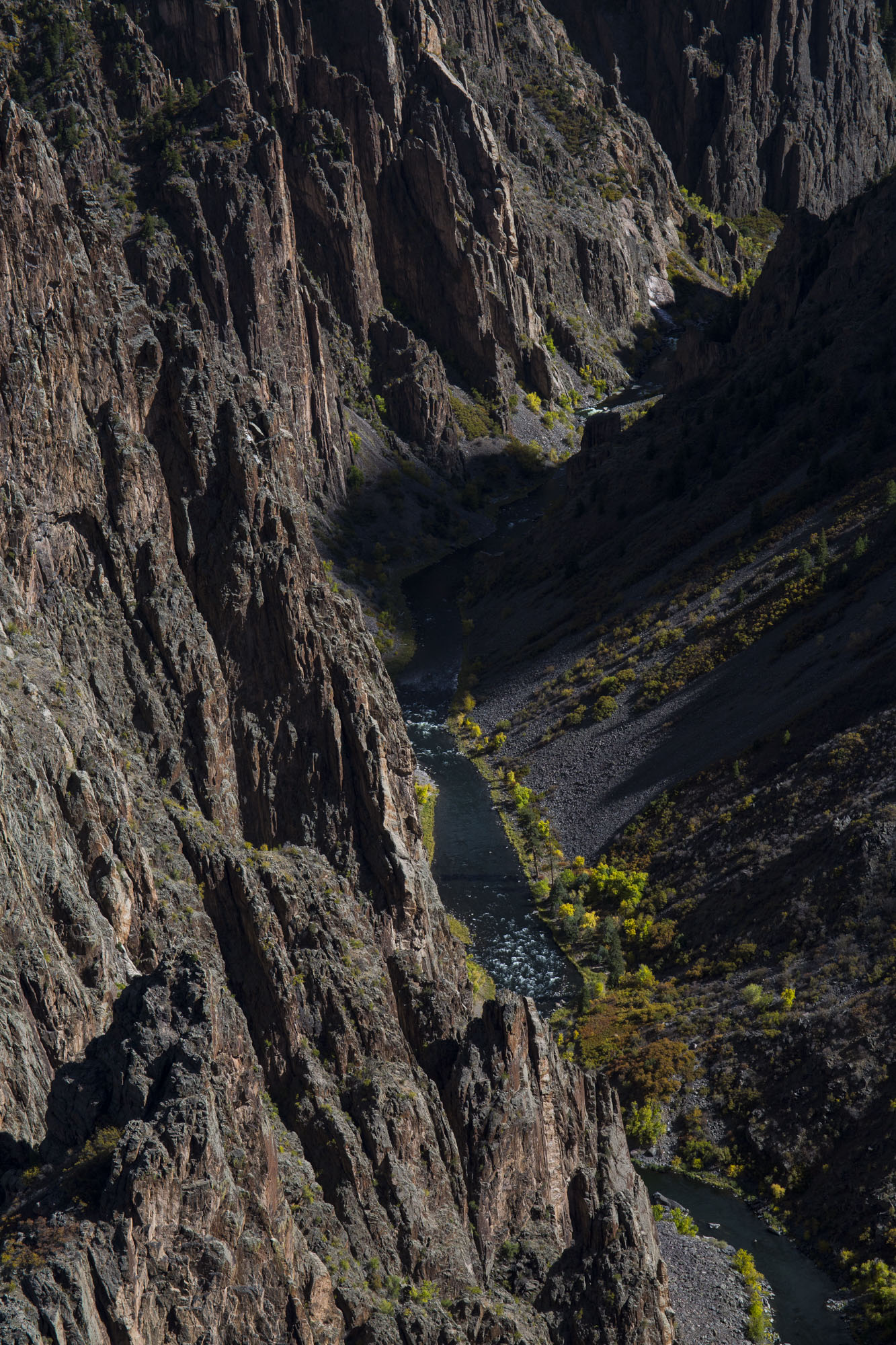 BLK CANYON OF THE GUNNISON // CO