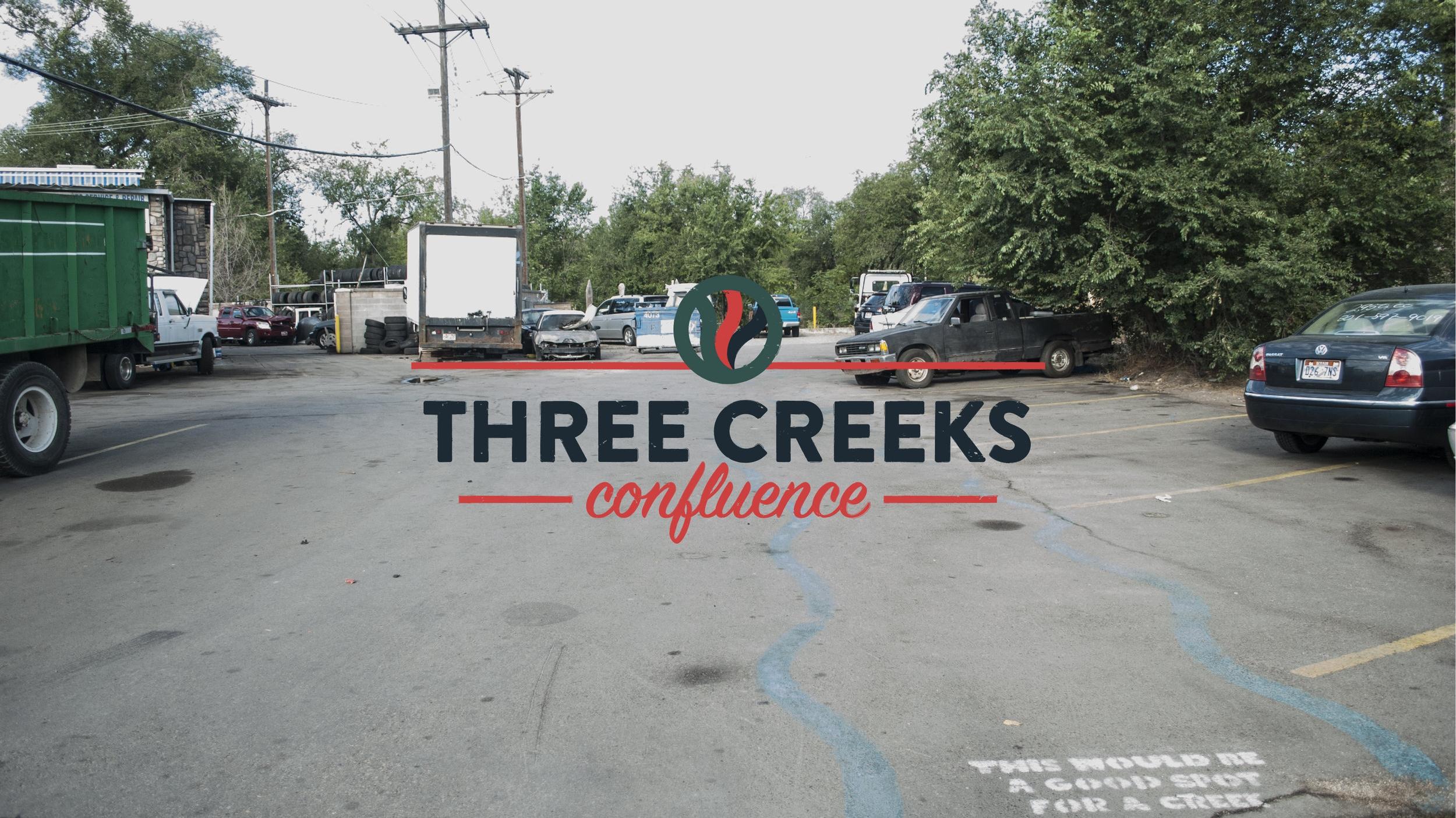 THREE CREEKS CONFLUENCE