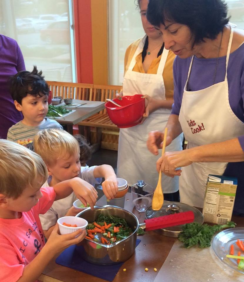 Special guest Faith Anaya of Kids Cook! (a nonprofit organization based in Little Rock) will lead a cooking workshop for young people ages 6-13.