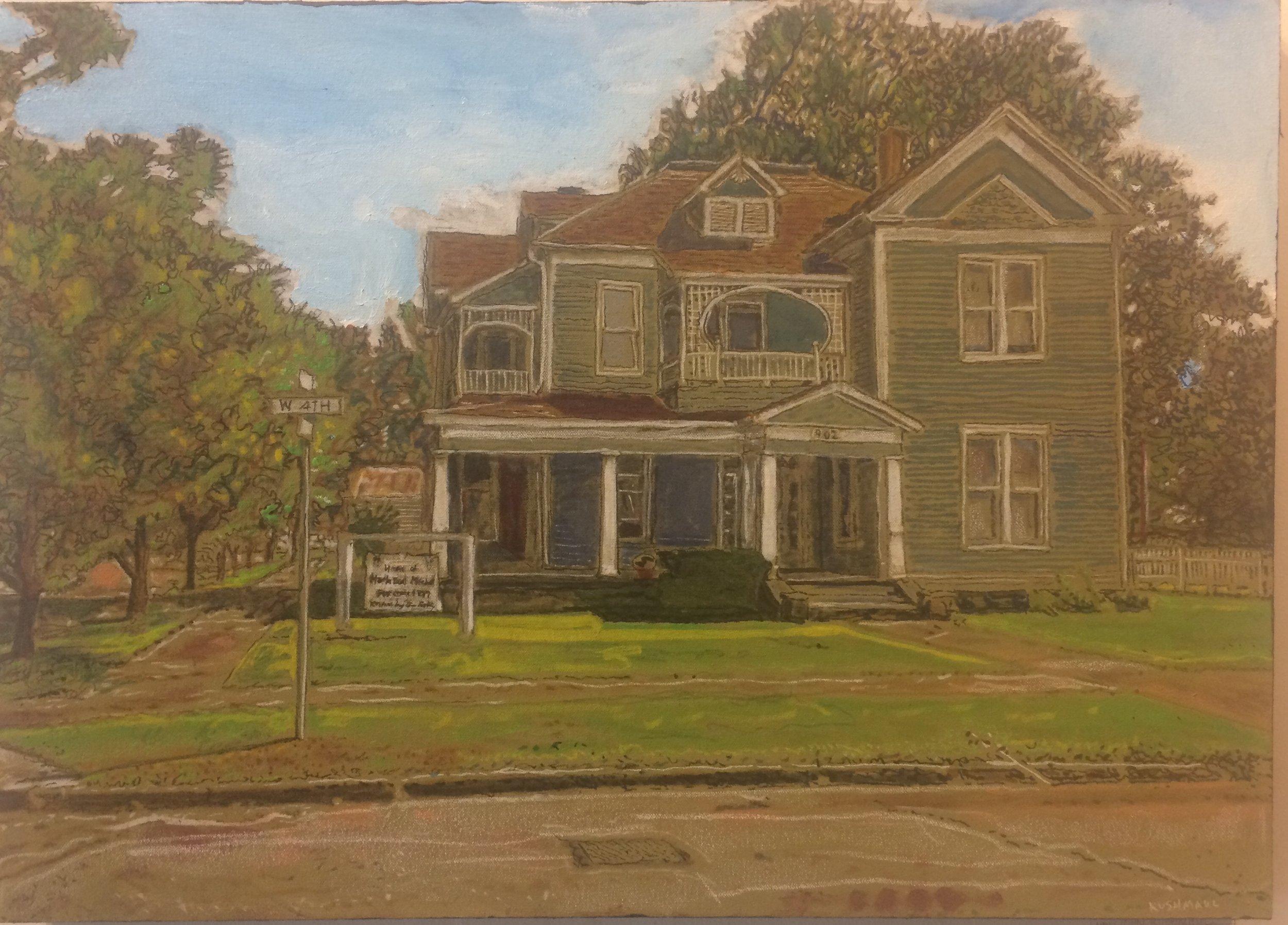 Martha Mitchell House, Pine Bluff  John Kushmaul