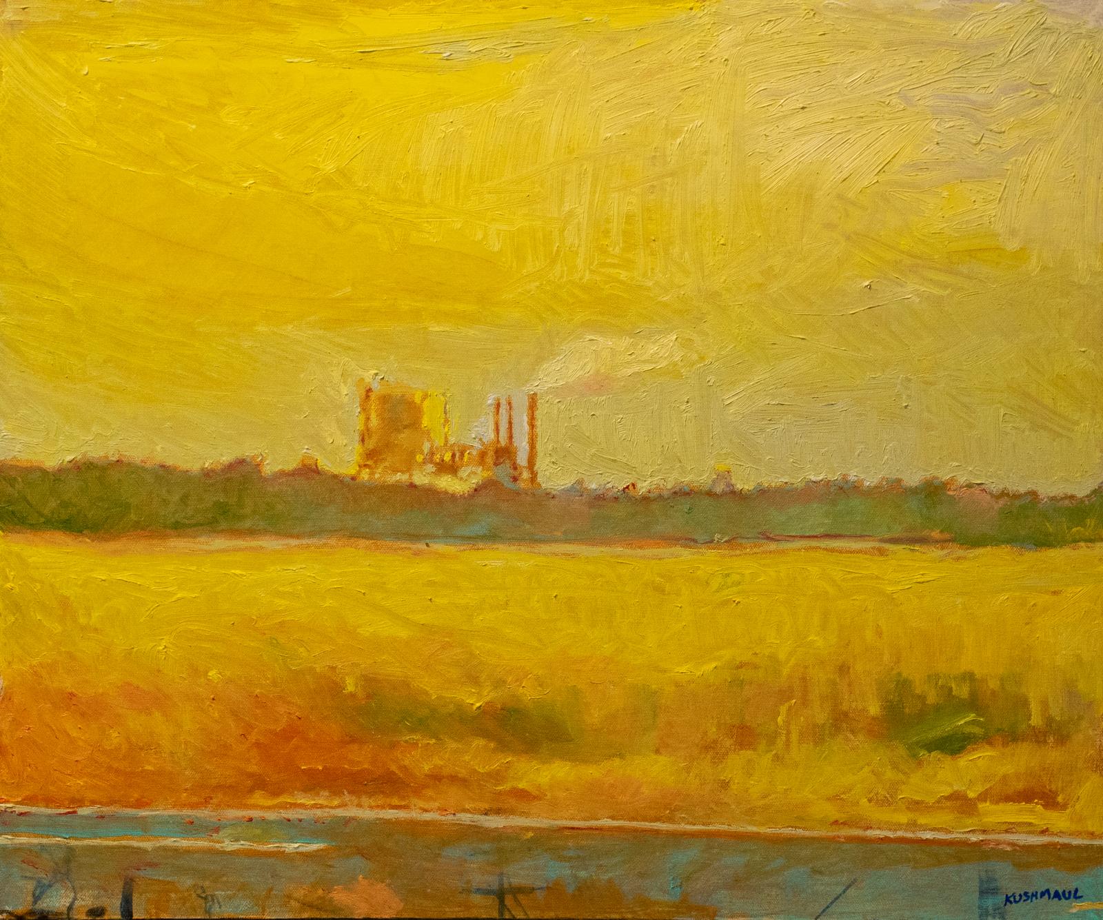 "John Kushmaul, ""Paper Mill"""