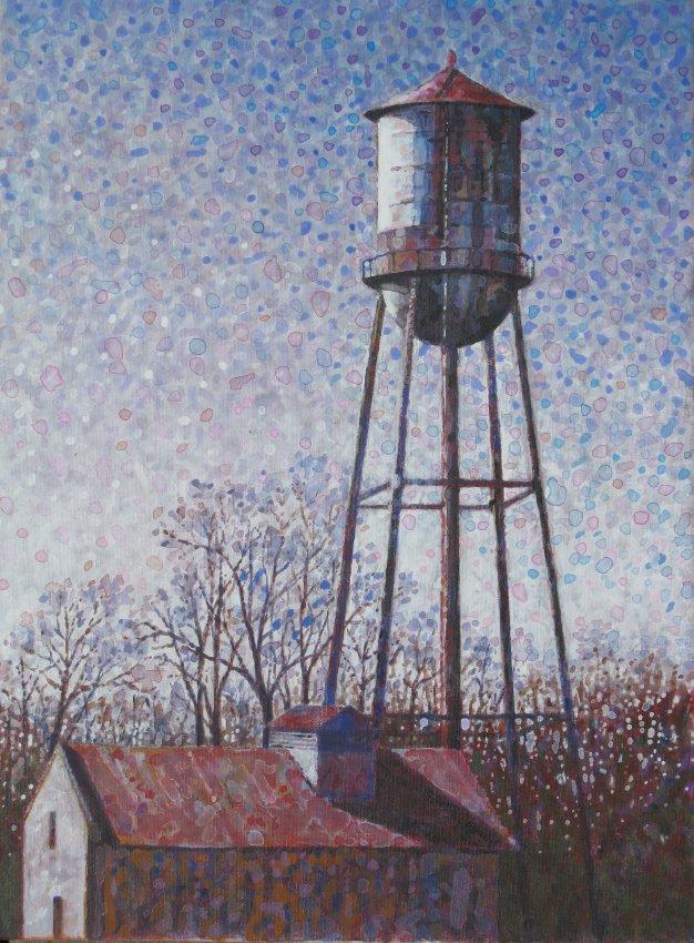 Tim Jacob, Rust Tower