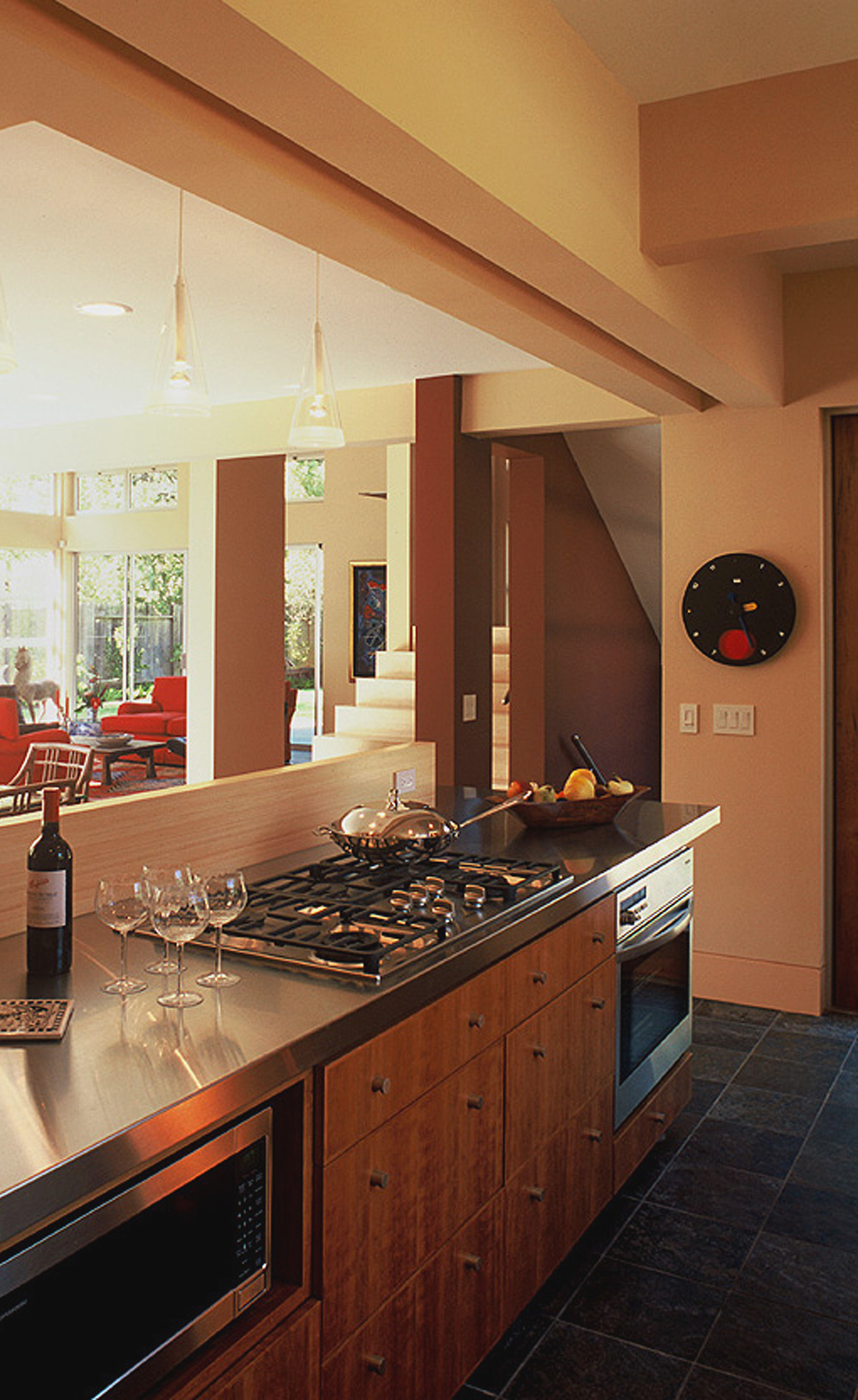 15 - 619 Benvenue Kitchen to LR.jpg