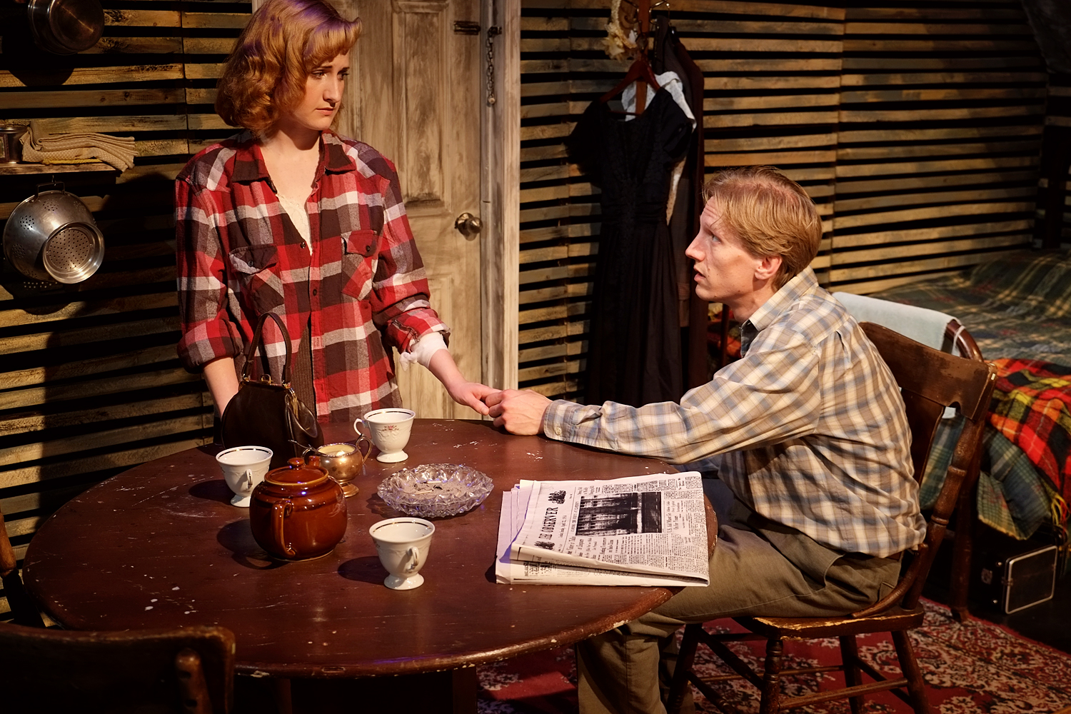 Look Back in Anger - Brick + Mortar Theatre