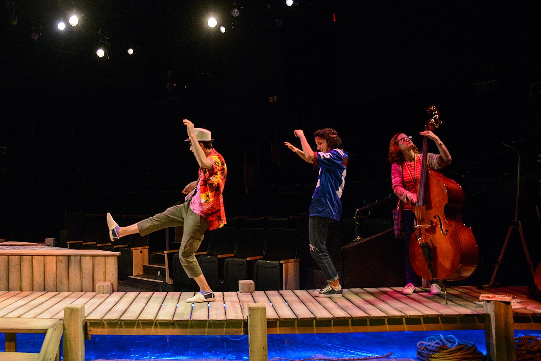 Us: A New Musical - Globe Theatre