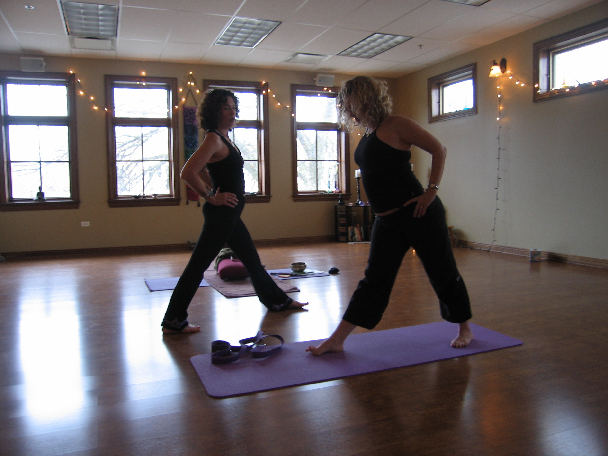 Metta Yoga, Linda Karl in Batavia, Illinois
