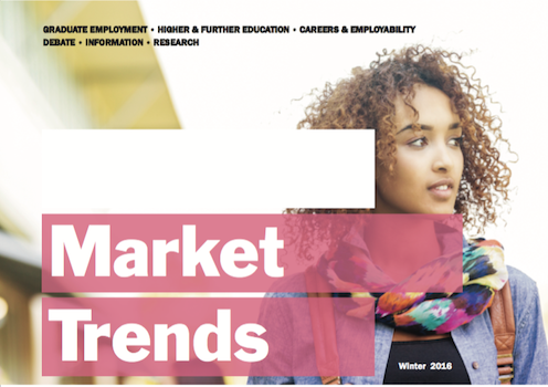 Graduate Market Trends magazine