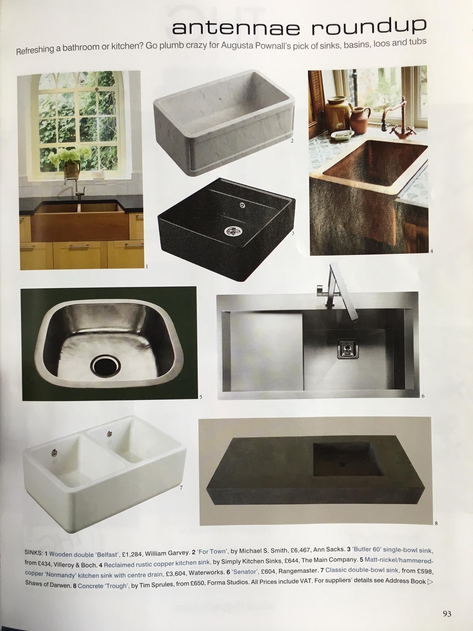 World of Interios Tim Sprules Forma Studios Concrete Sinks.JPG