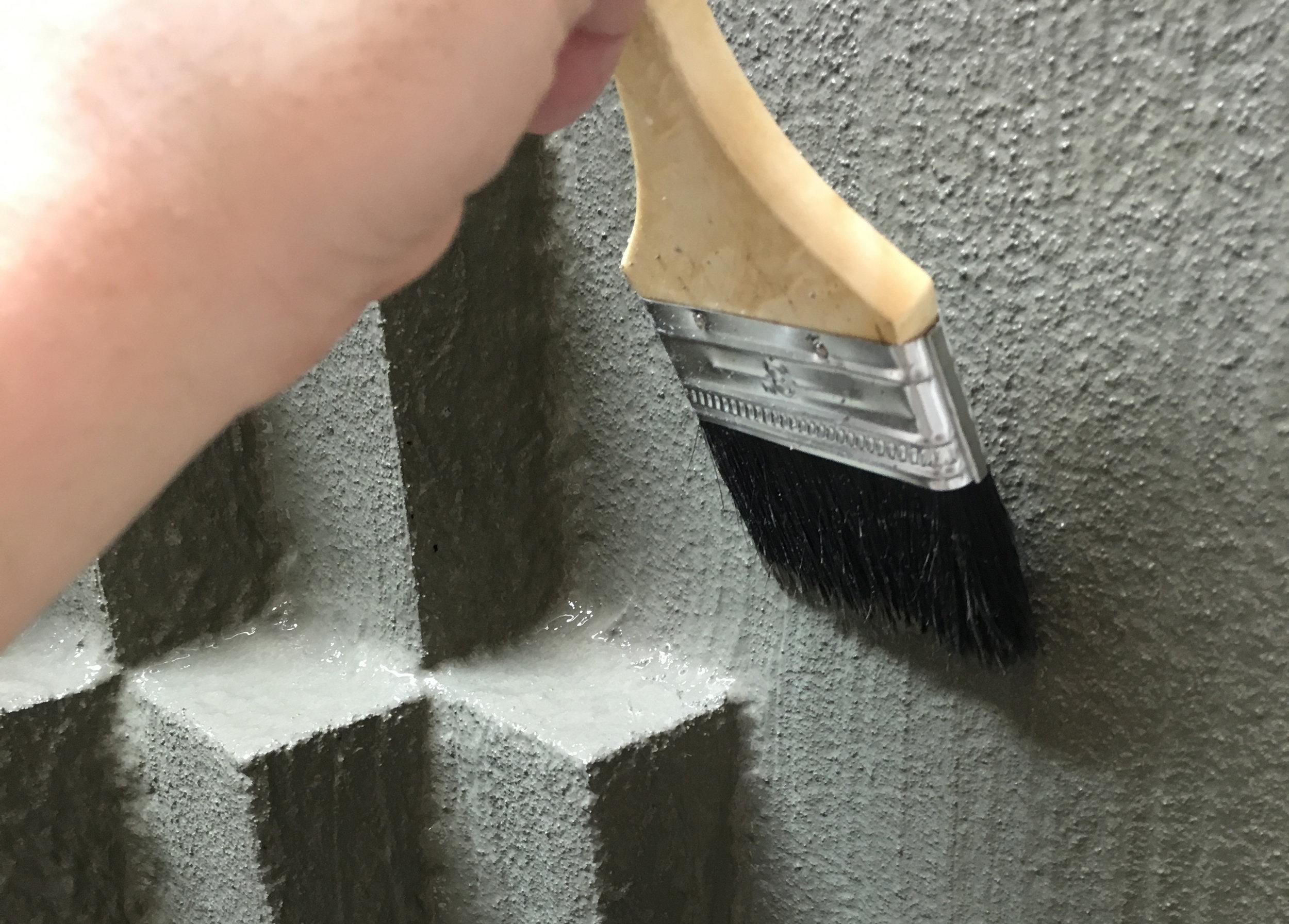 Handcrafting custom concrete basins at Forma Studios