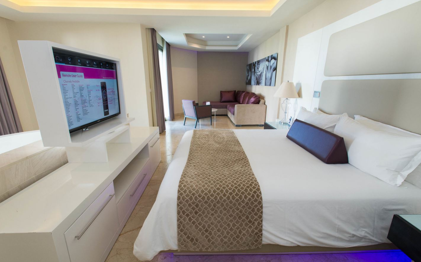 Step One View Room Types Haute Experiences