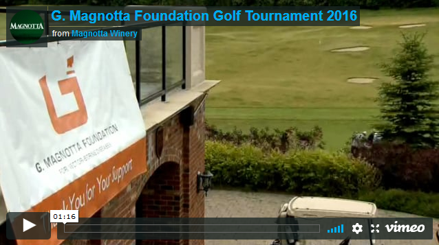G. Magnotta Foundation Golf Tournament - Date: June 13, 2016