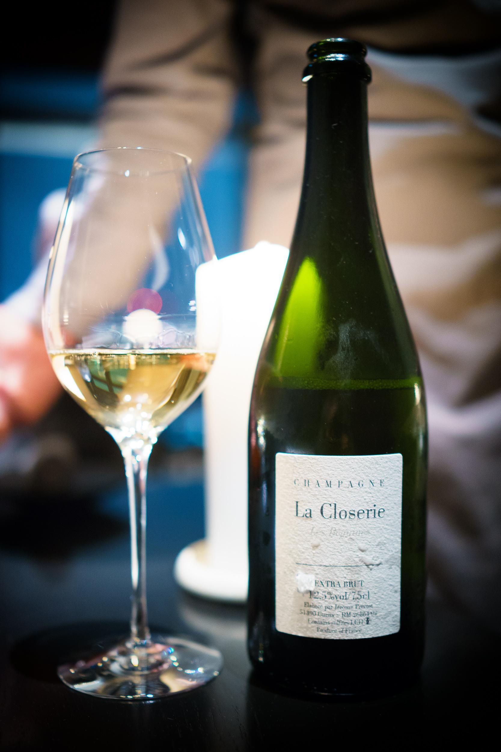 2010 Les Béguines, Jérome Prévost Gueux, Champagne