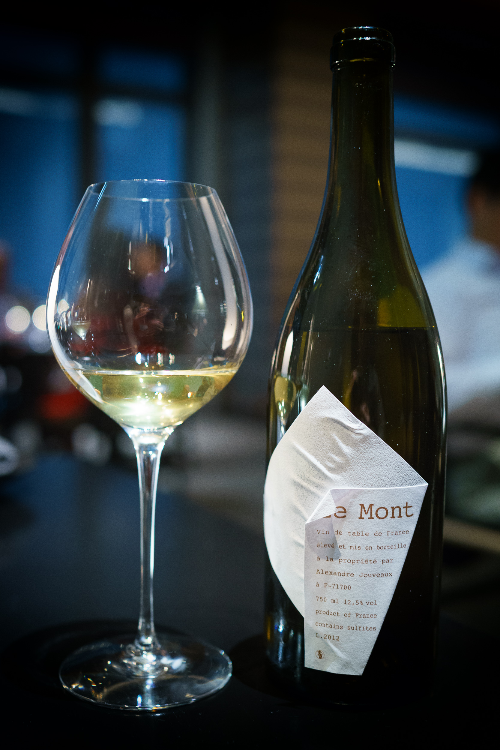 2012 Le Mont, Alexandre Jouveaux, Uchizy - Bourgogne