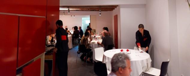 Hisop, Spain - Interior of Restaurant