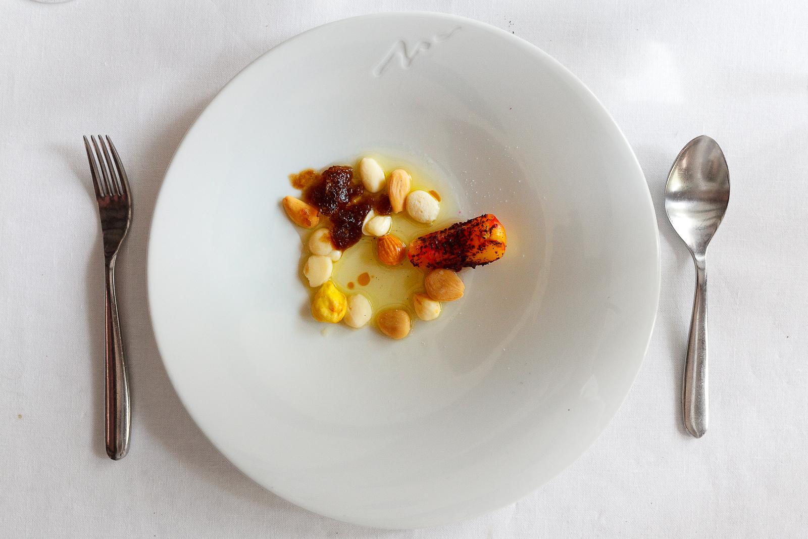 El Bulli, Spain - 27th Course: Mimeteic almond