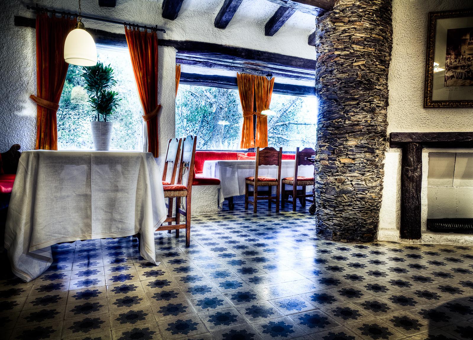 El Bulli, Spain - The Dining Room