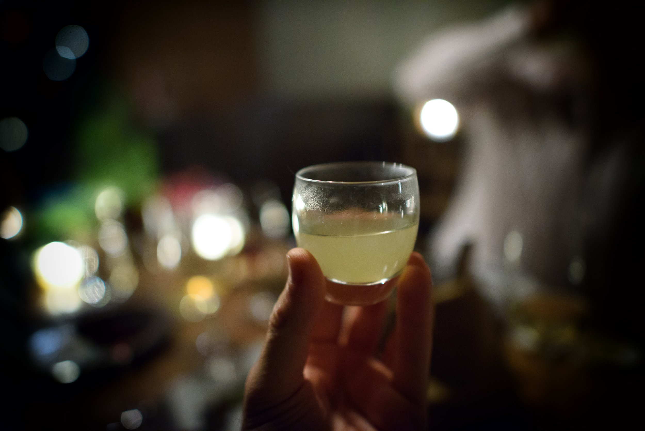 Gazpacho water