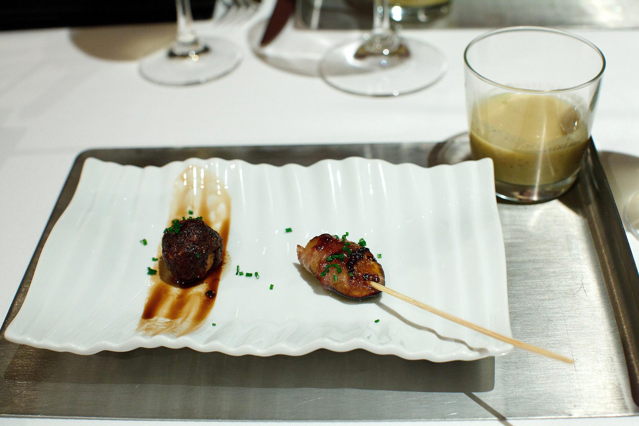 Biko, Mexico City - Aperitivos del chef