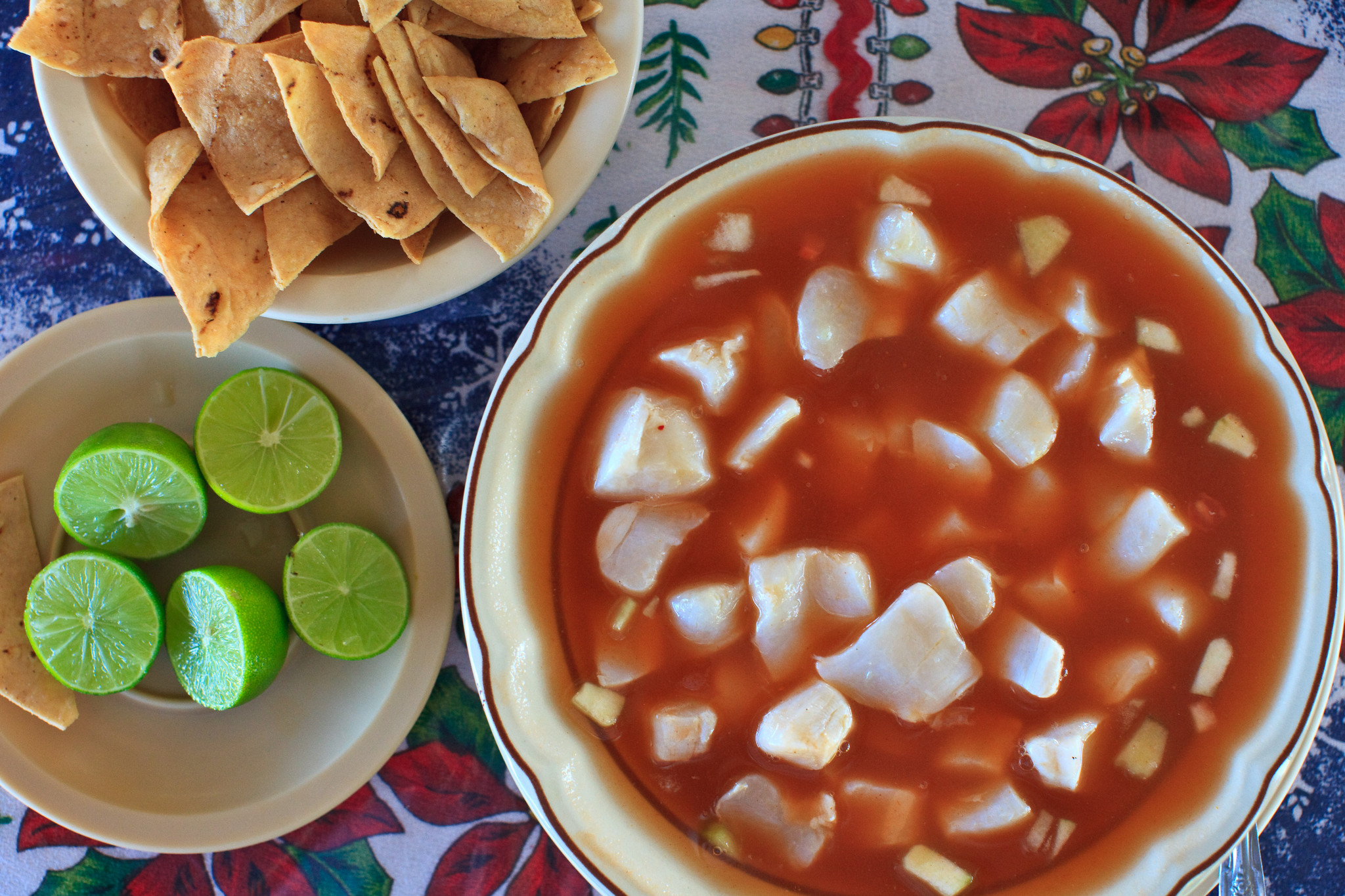 Mariscos el Sinaloense, San Jose del Cabo - Cocktail de callo de hacha