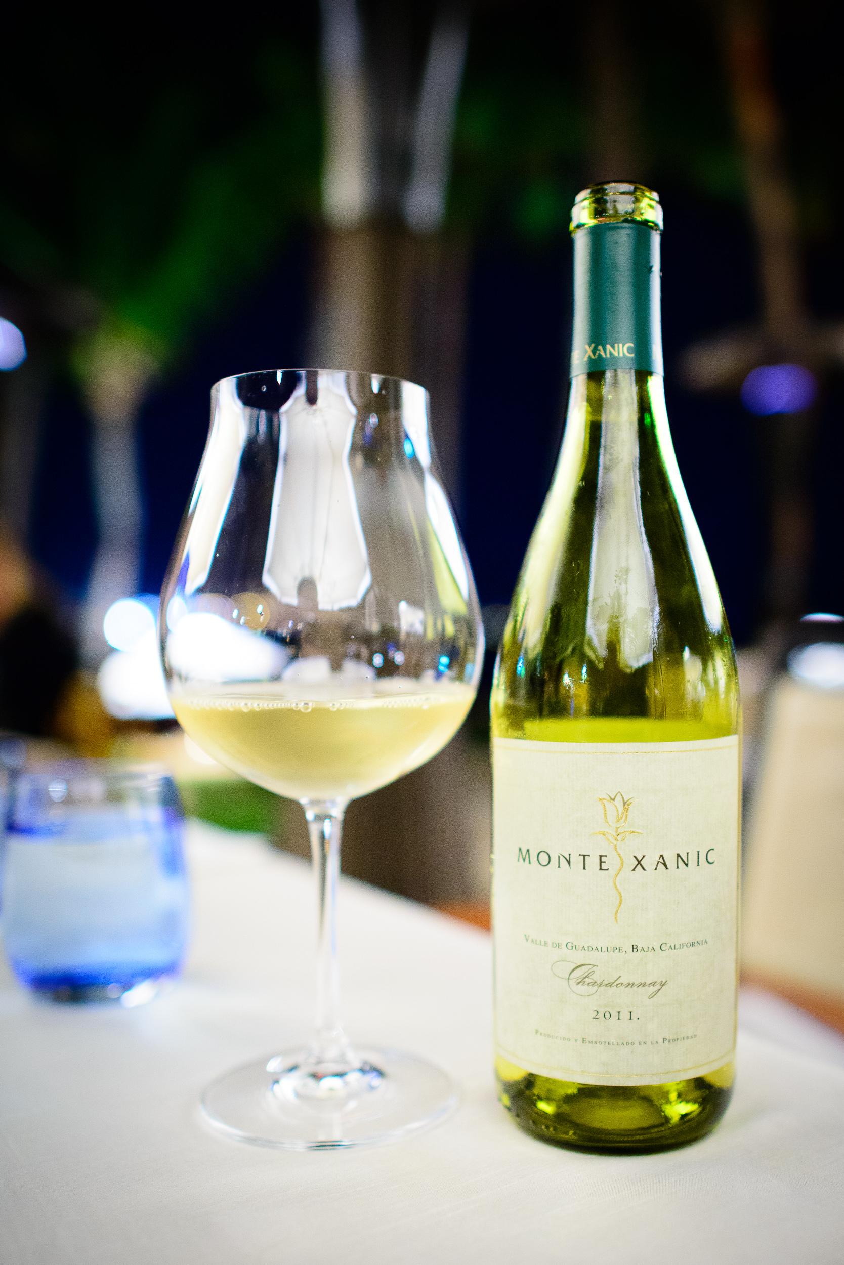 Monte Xanic Chardonnay 2011