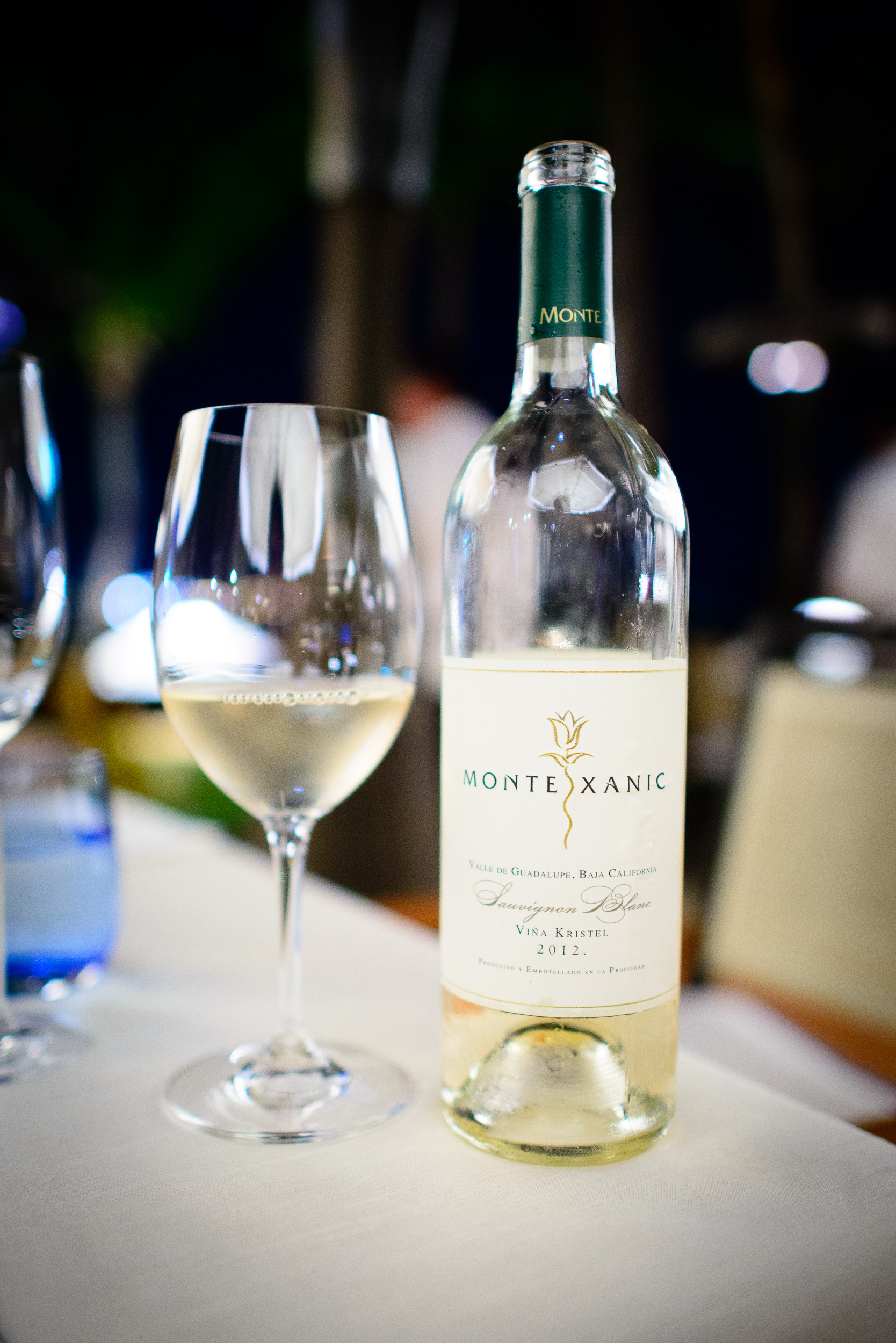 Monte Xanic Sauvignon Blanc 2012