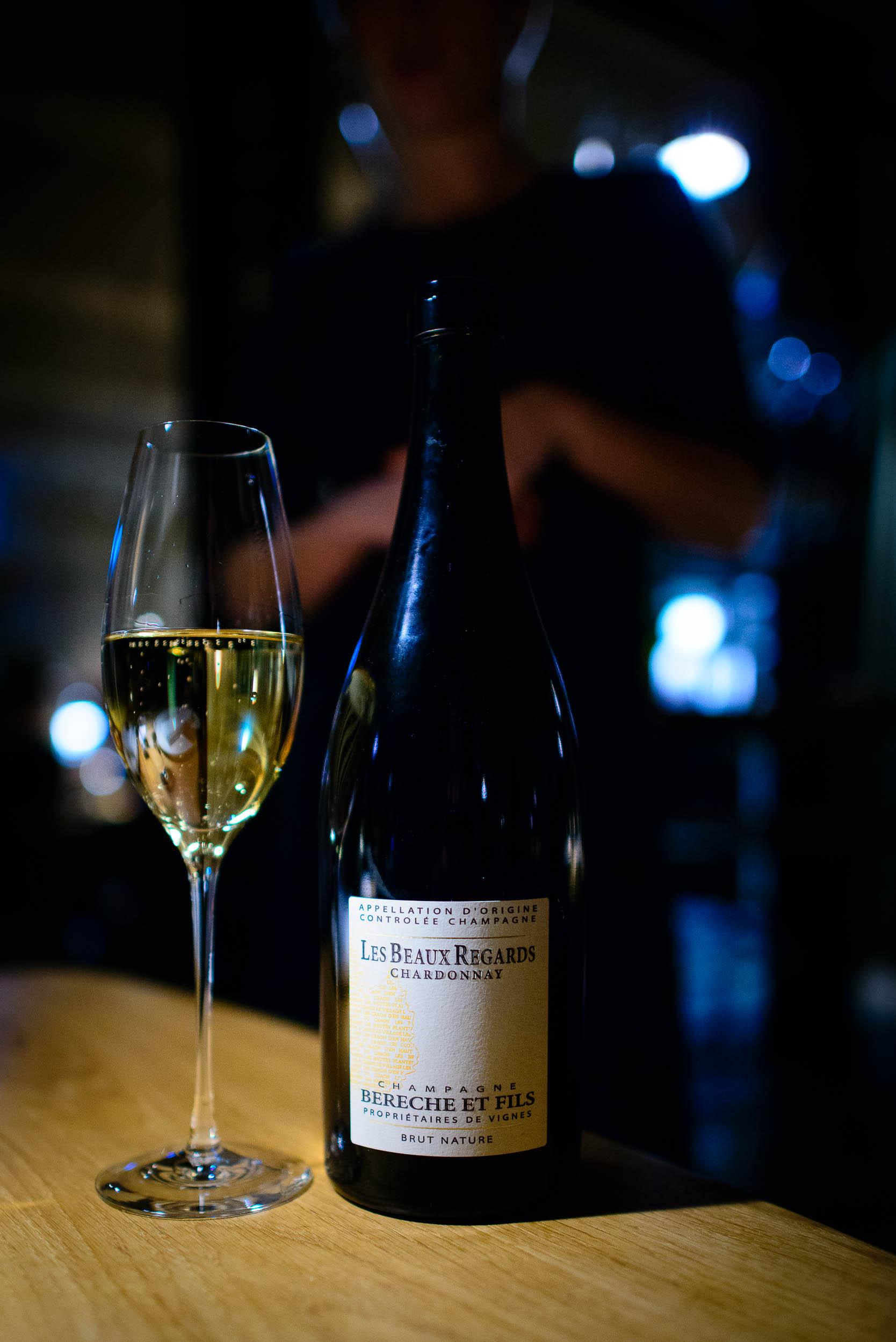 Les Beaux Regards Chardonnay