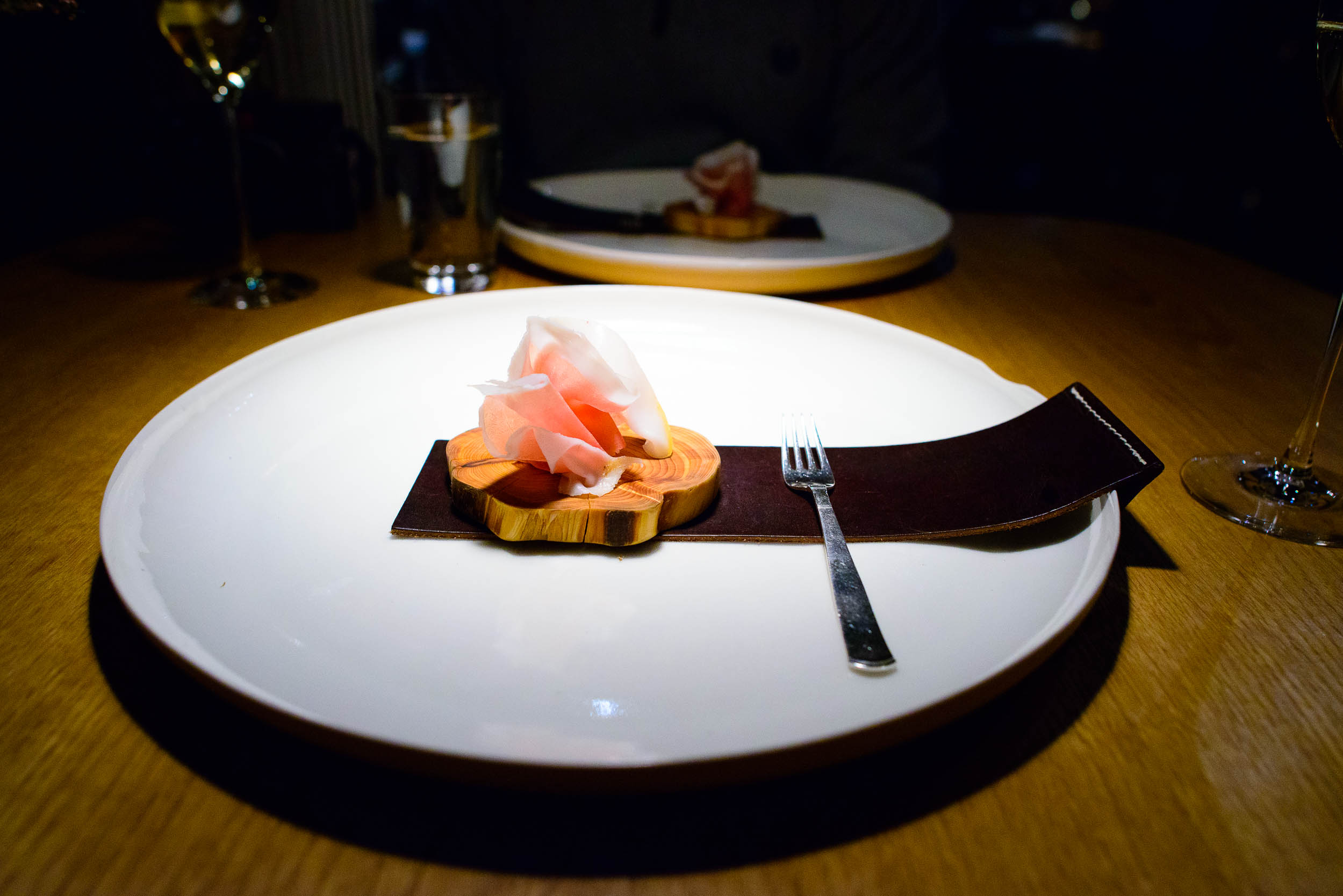House-cured ham, aged 5-months