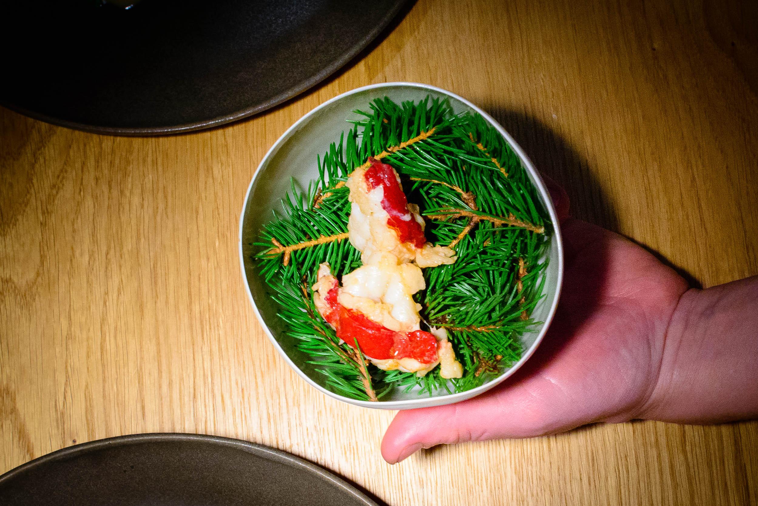 Sweedish lobster