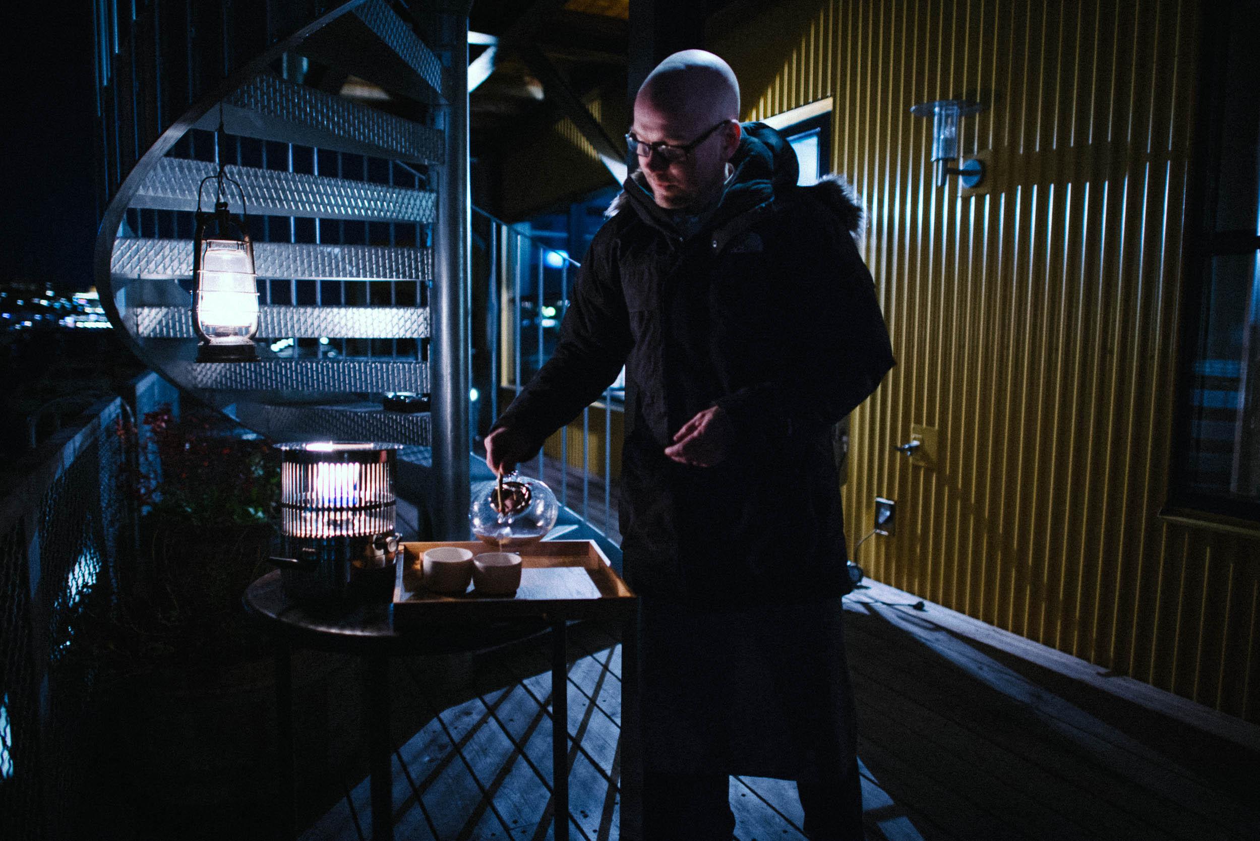 Chef Magnus Ek