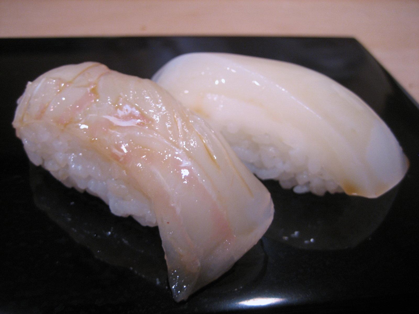 Sukiyabashi Jiro - Hirame