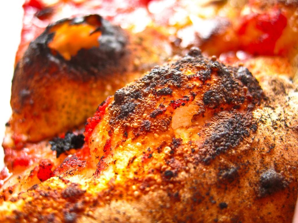 Motorino - Pizza Crust Texture
