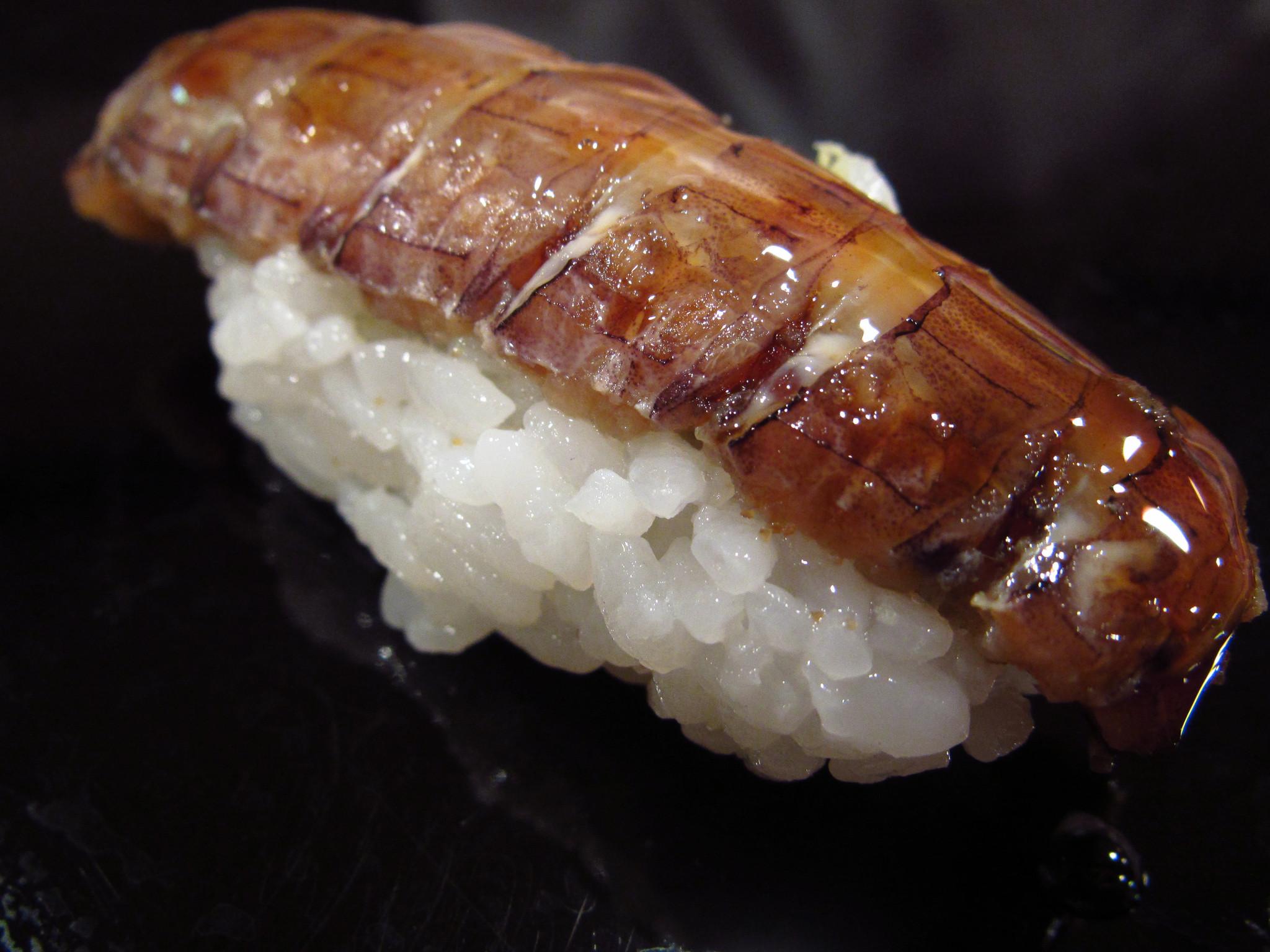 Sukiyabashi Jiro, Ginza, Tokyo - Syako