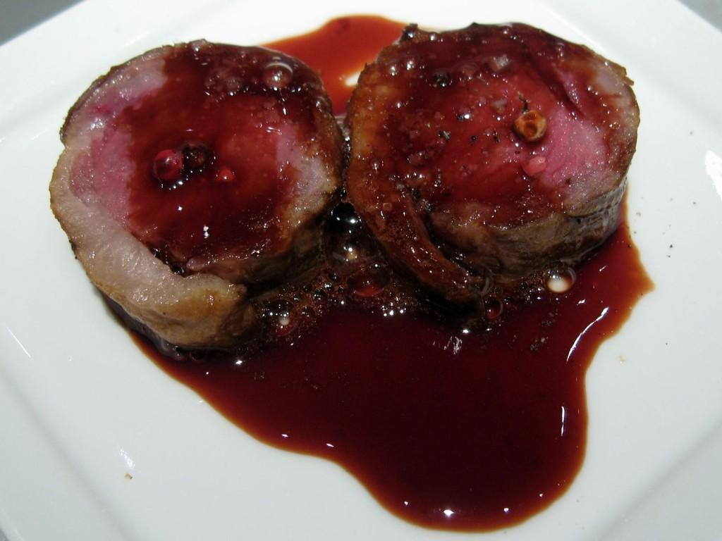 Tapas Molecular Bar - Warm Sizzling Beef