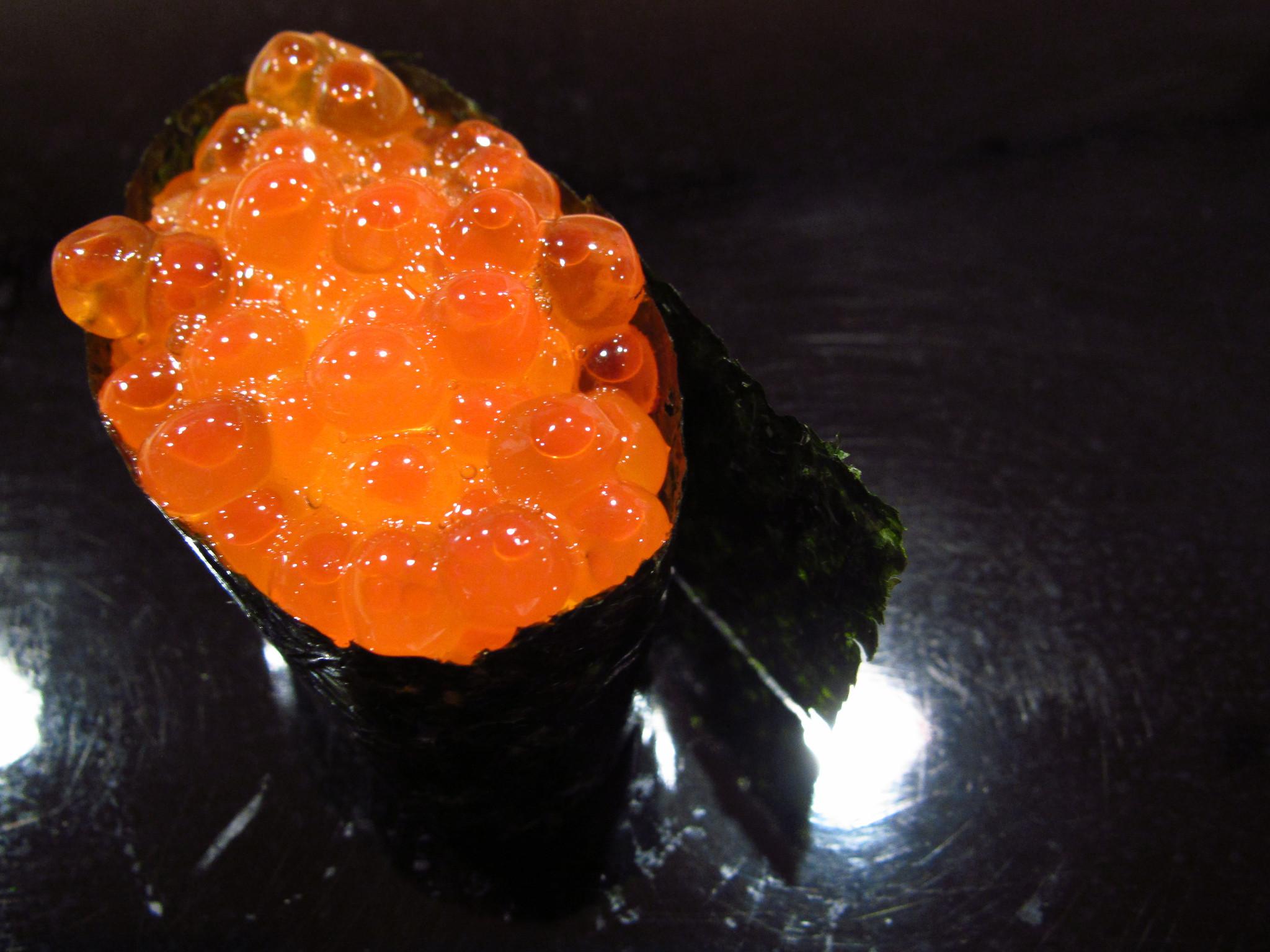 Sukiyabashi Jiro, Ginza, Tokyo - Ikura