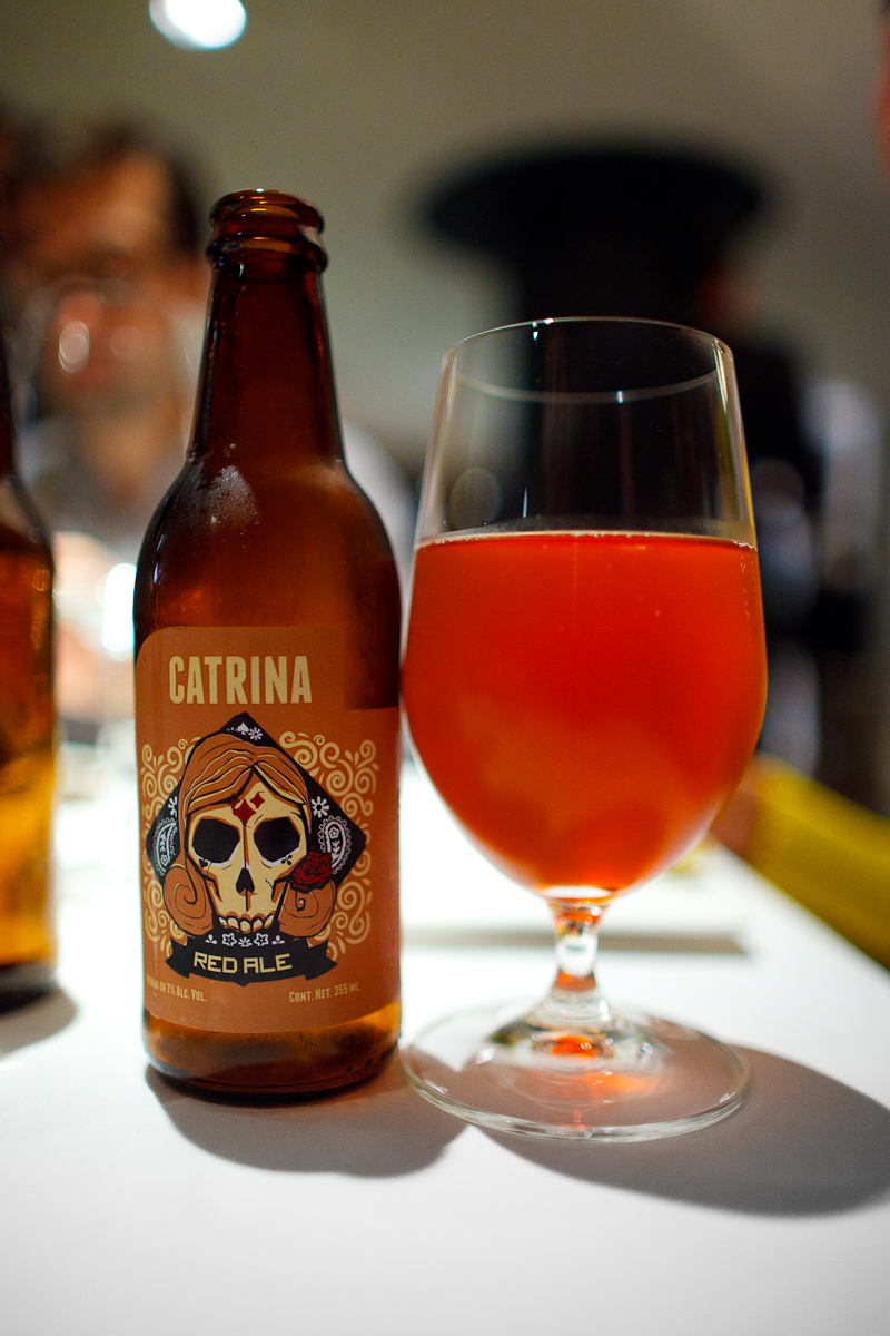 Catrina Red Ale