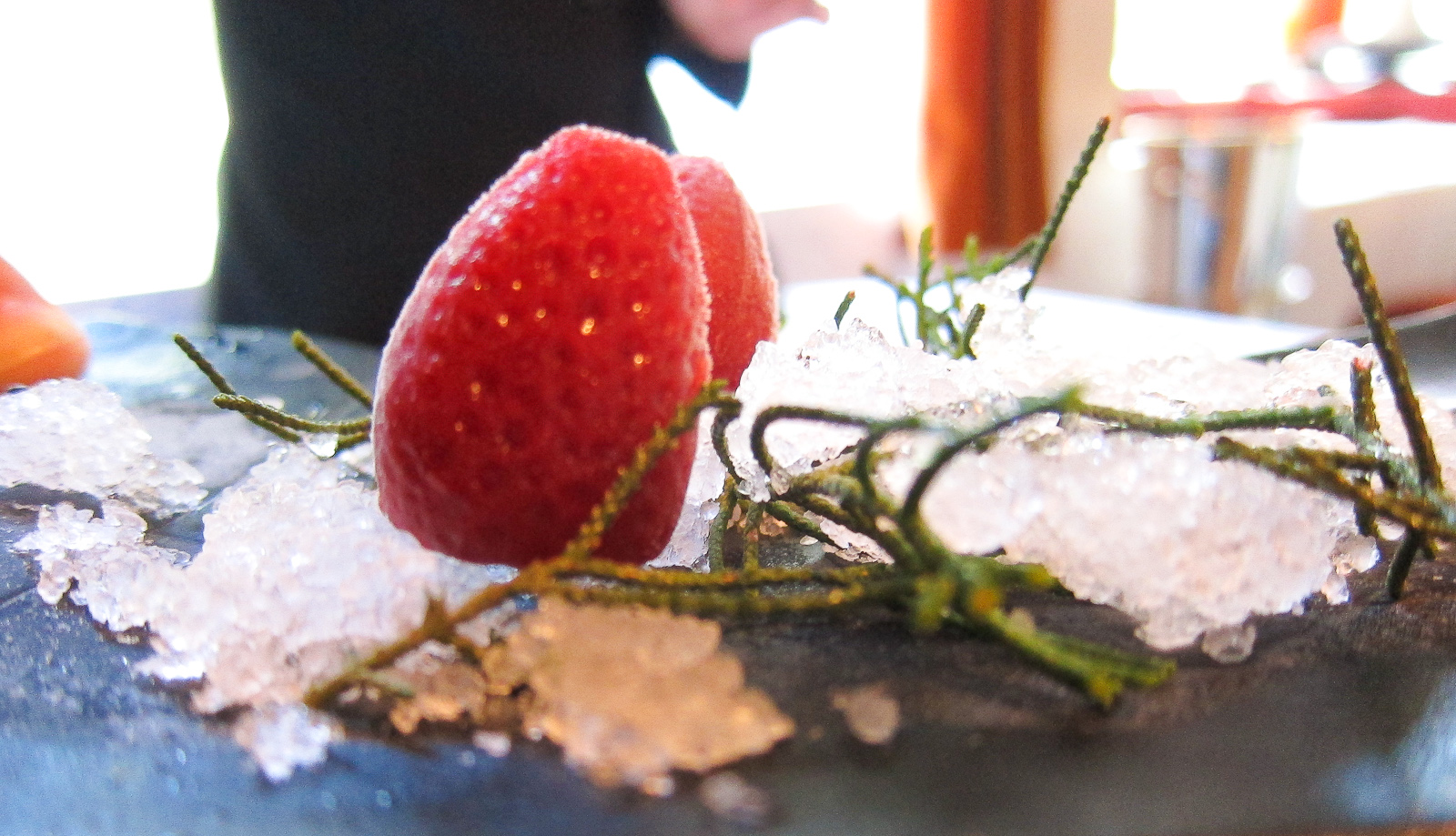 El Bulli - Strawberry